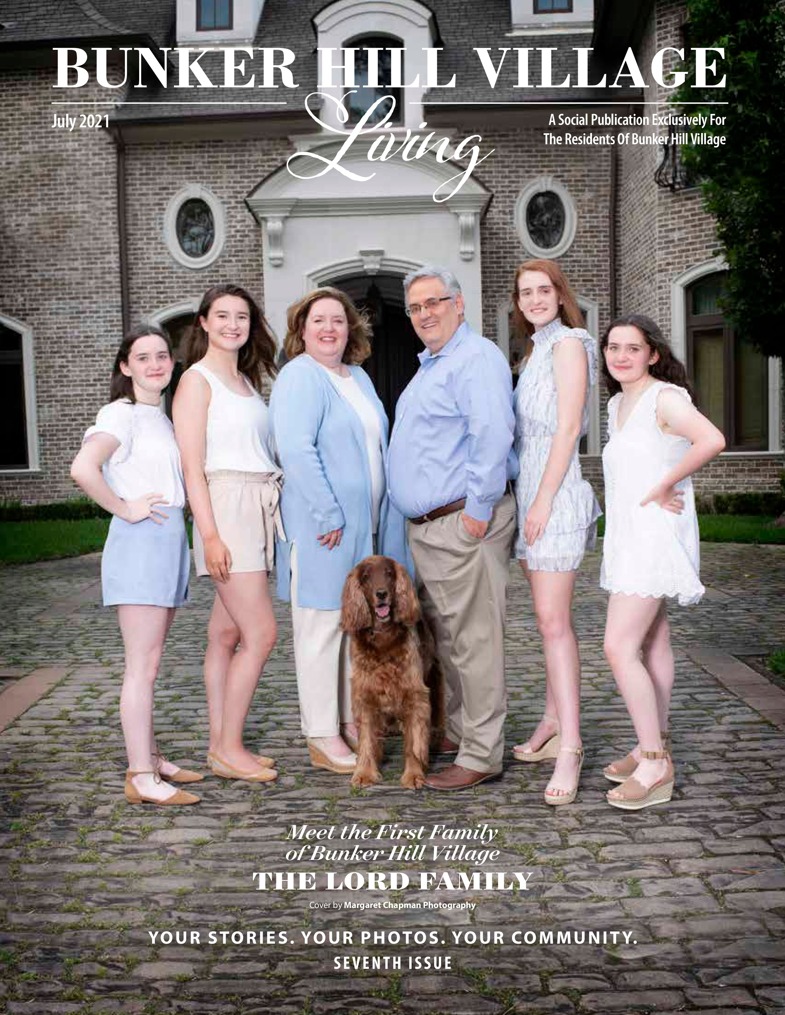 Bunker Hill Village Living 2021-07-01
