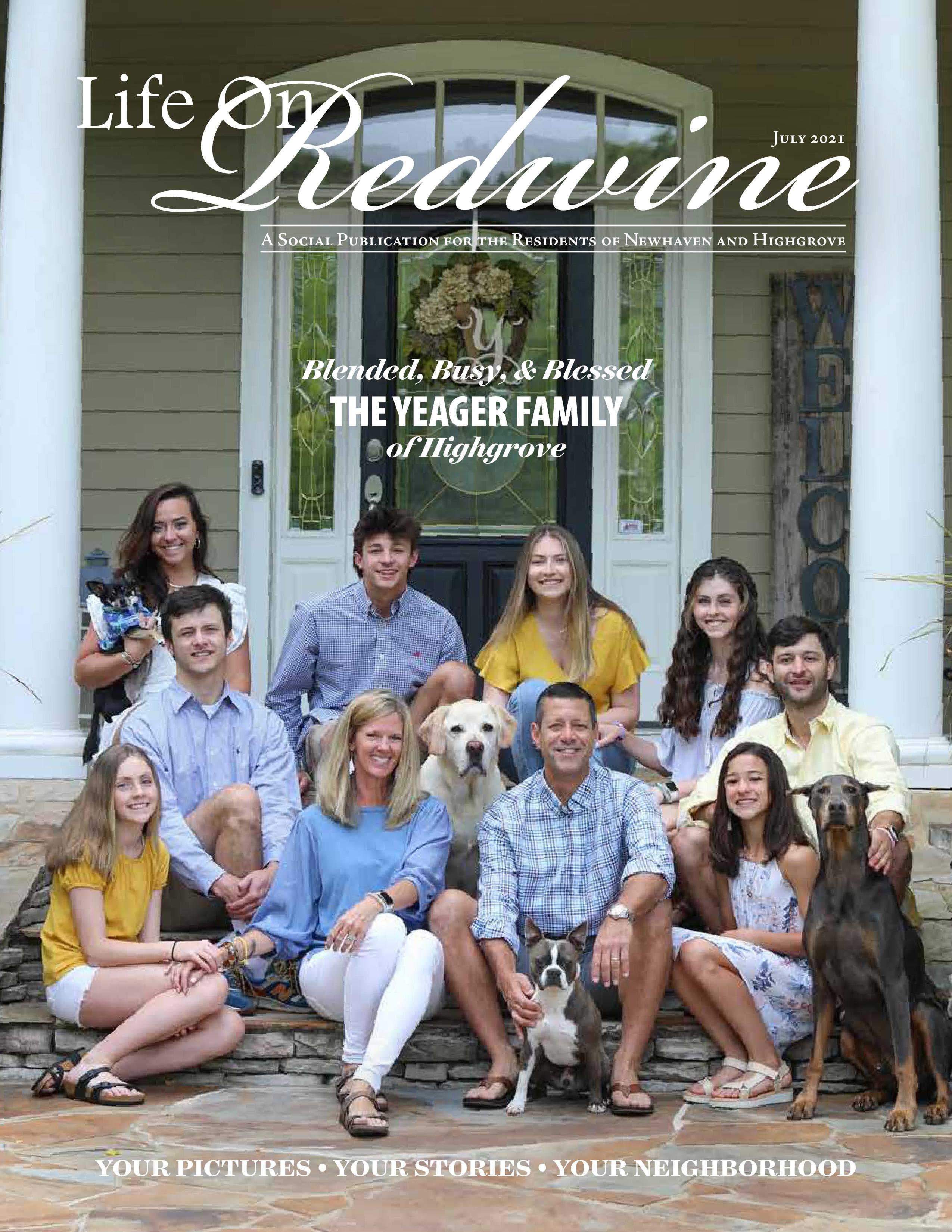 Life on Redwine 2021-07-01