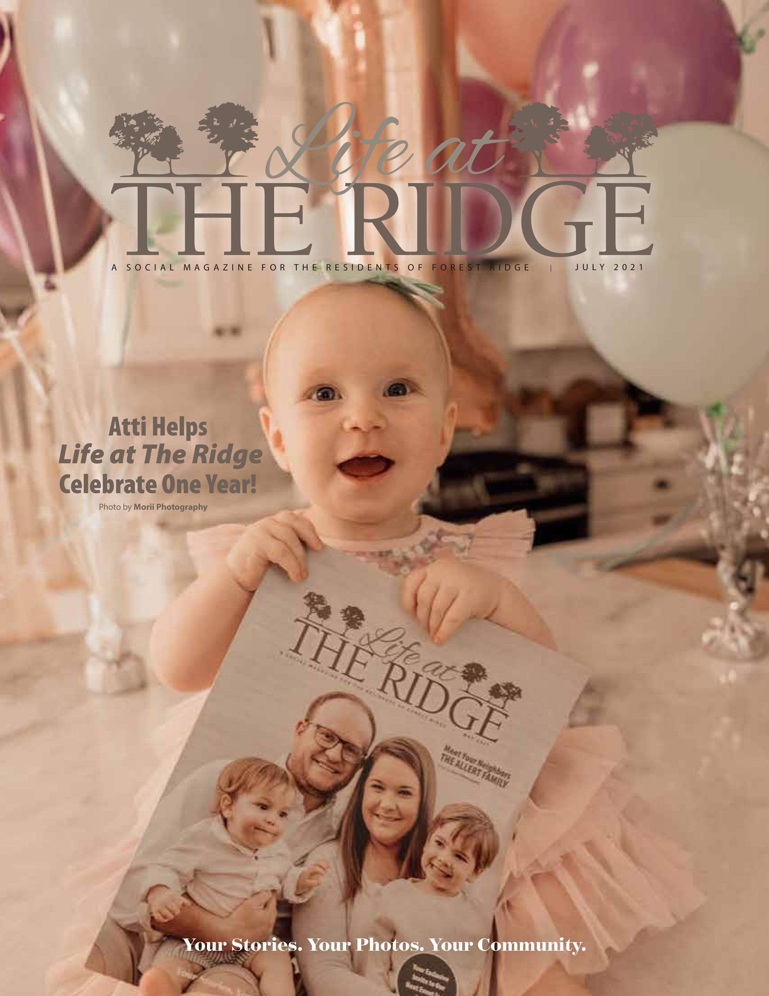 Life at the Ridge 2021-07-01