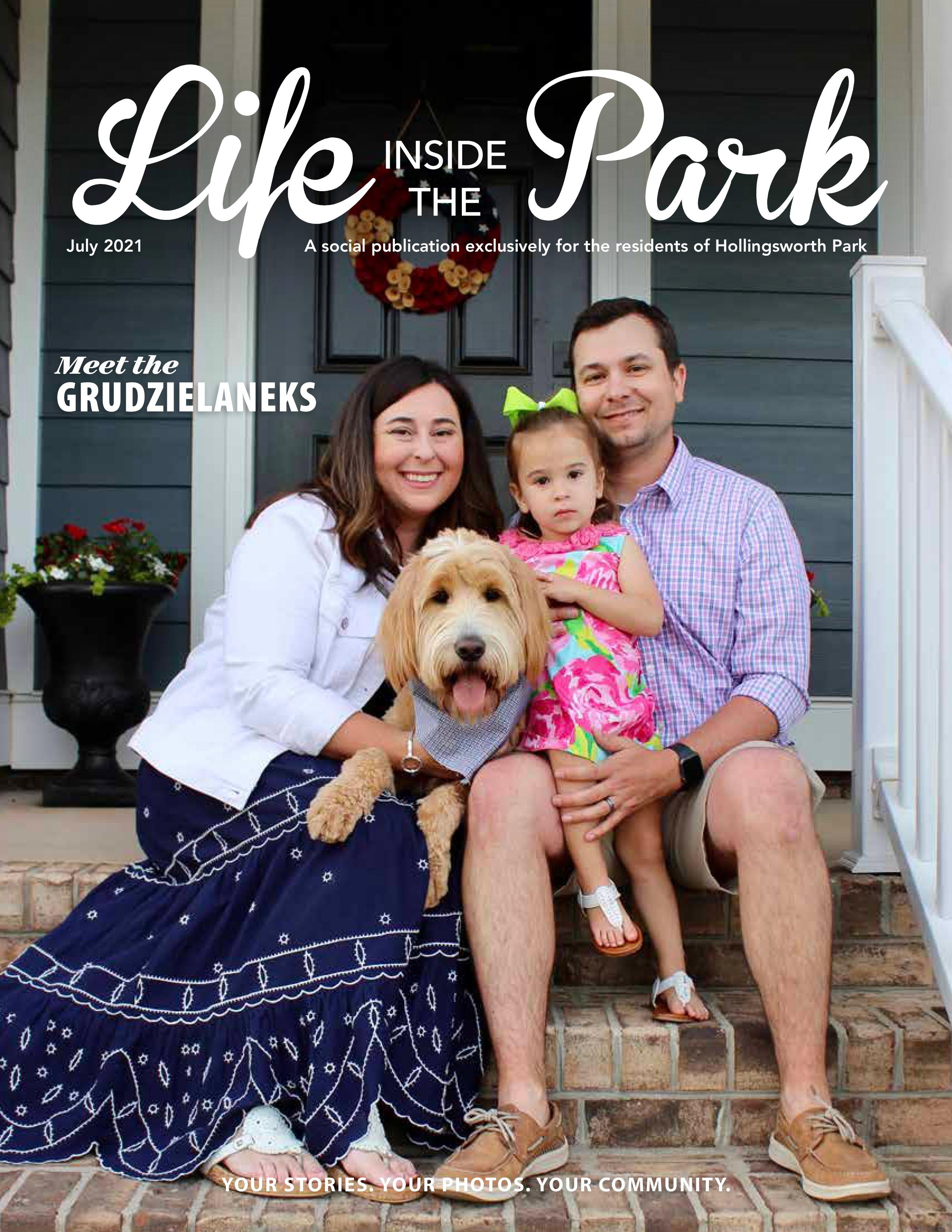Life Inside the Park 2021-07-01
