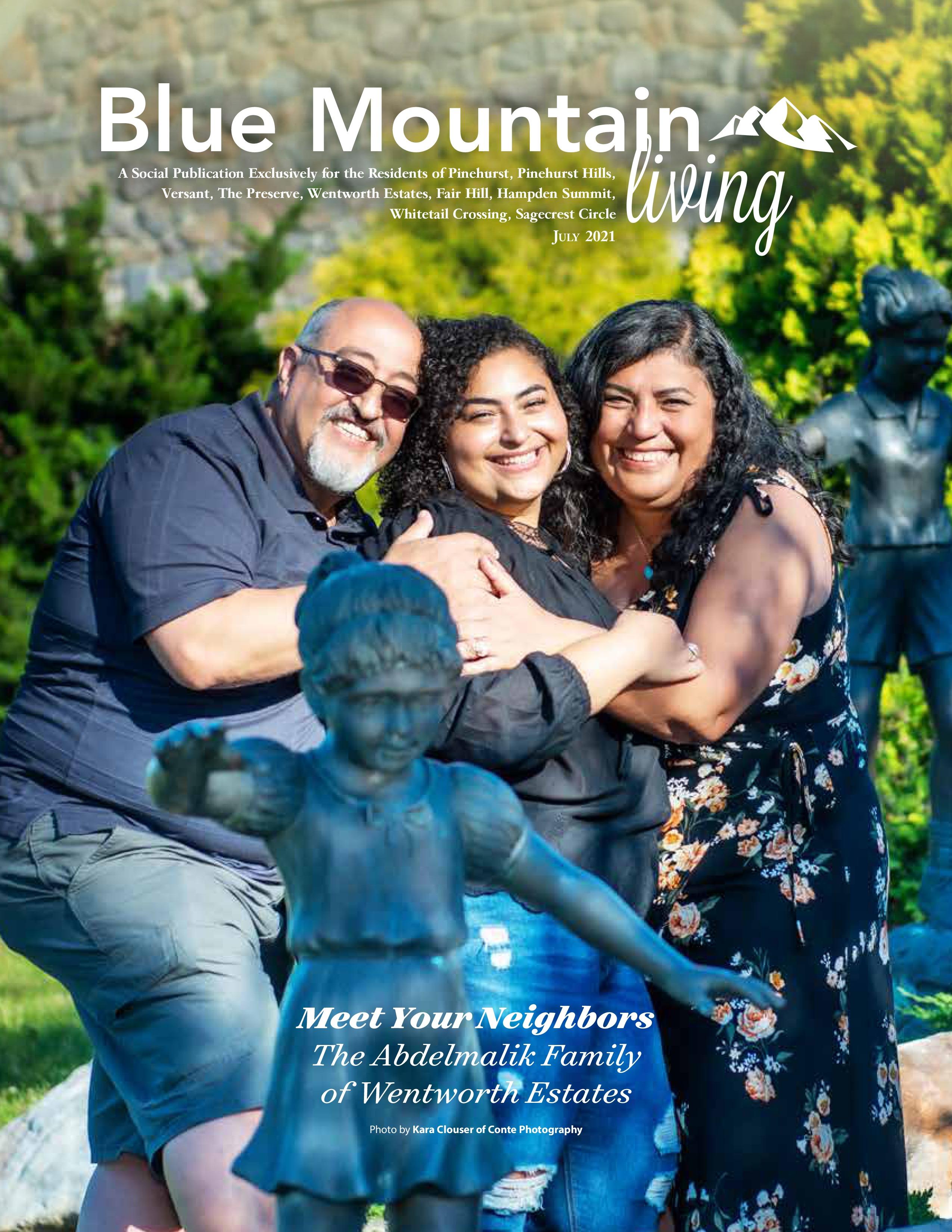 Blue Mountain Living 2021-07-01