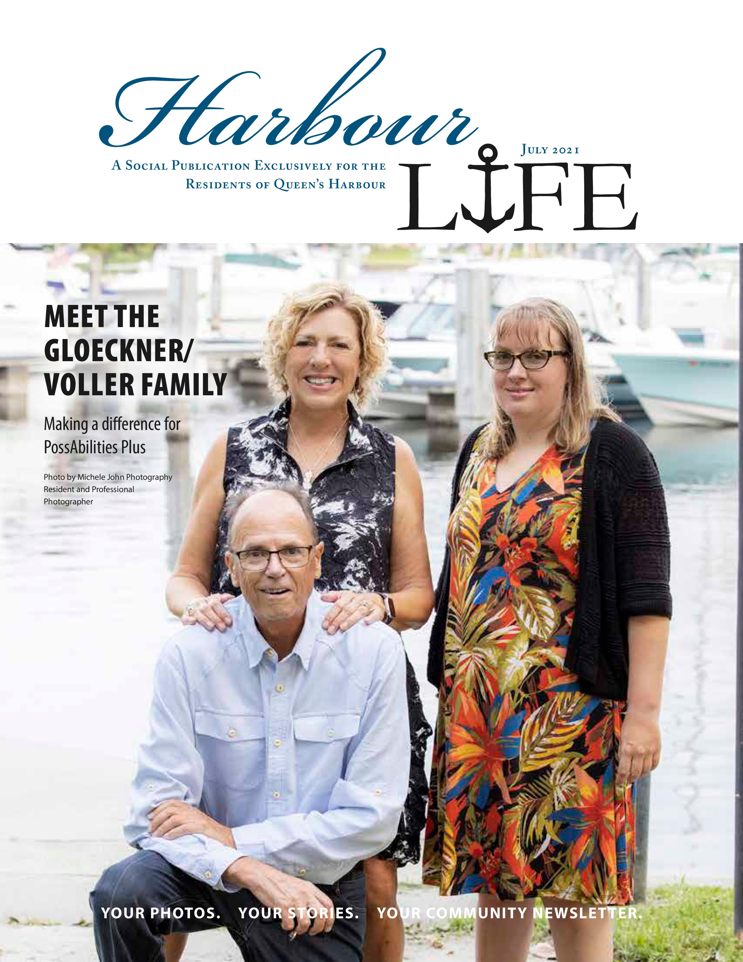 Queen's Harbour Life 2021-07-01