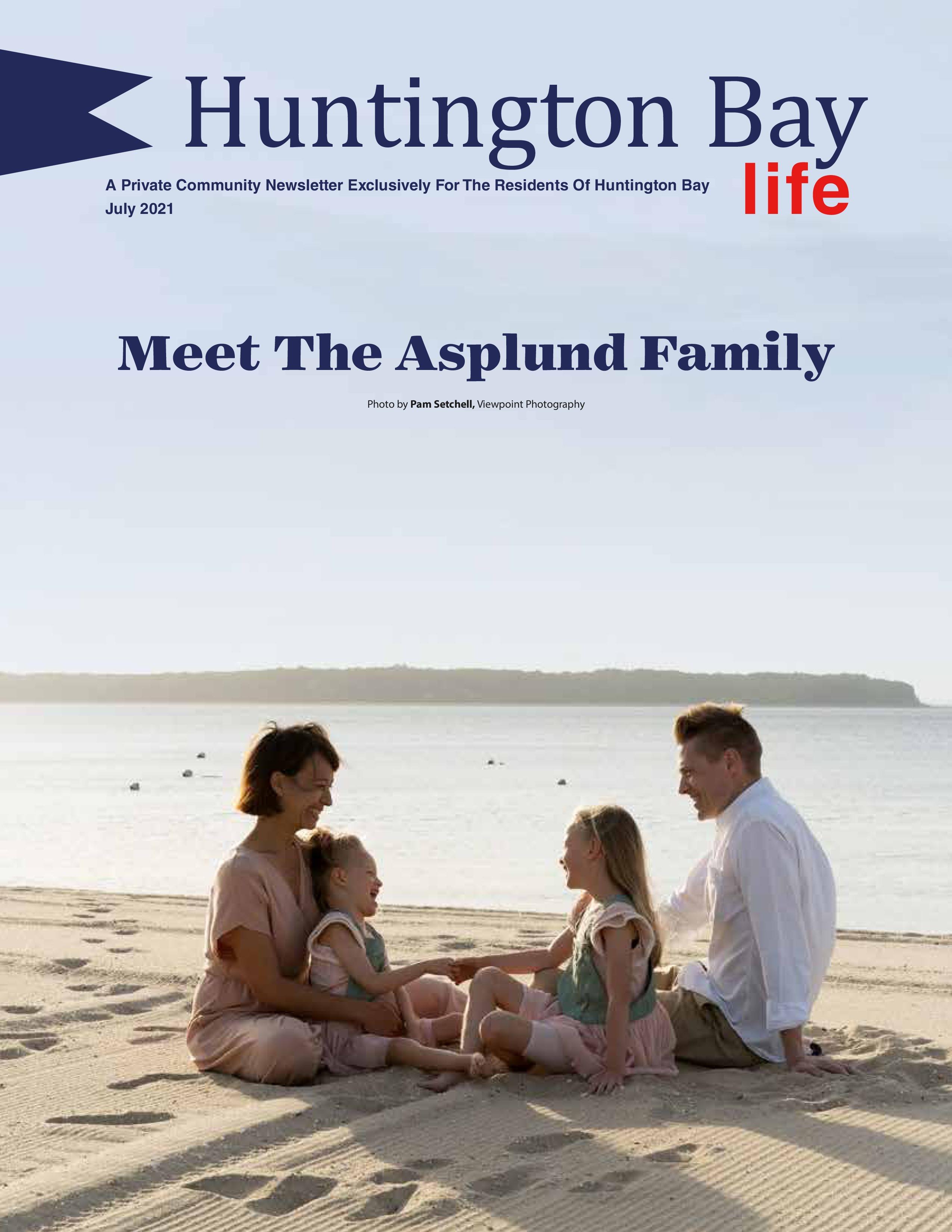 Huntington Bay Life 2021-07-01