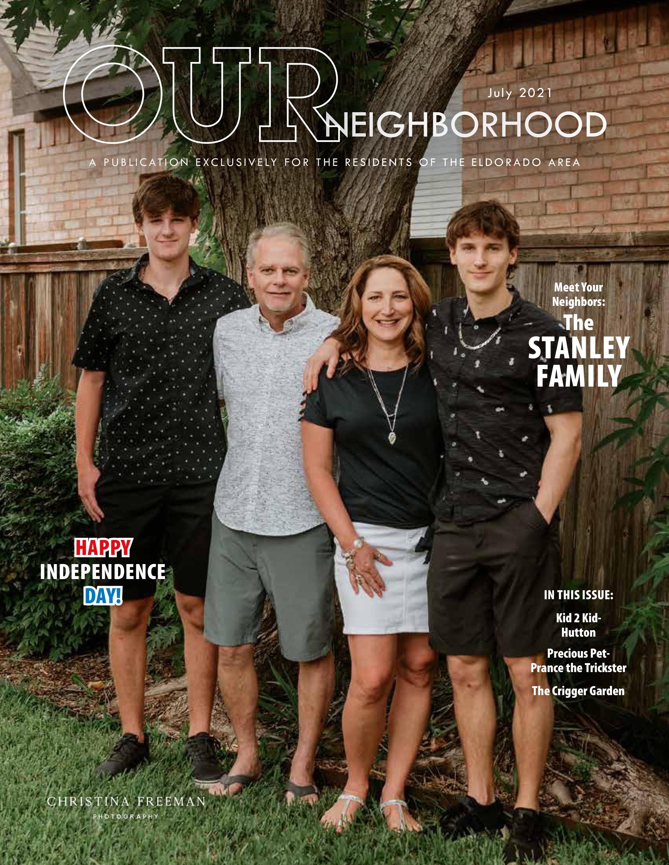 Our Neighborhood 2021-07-01