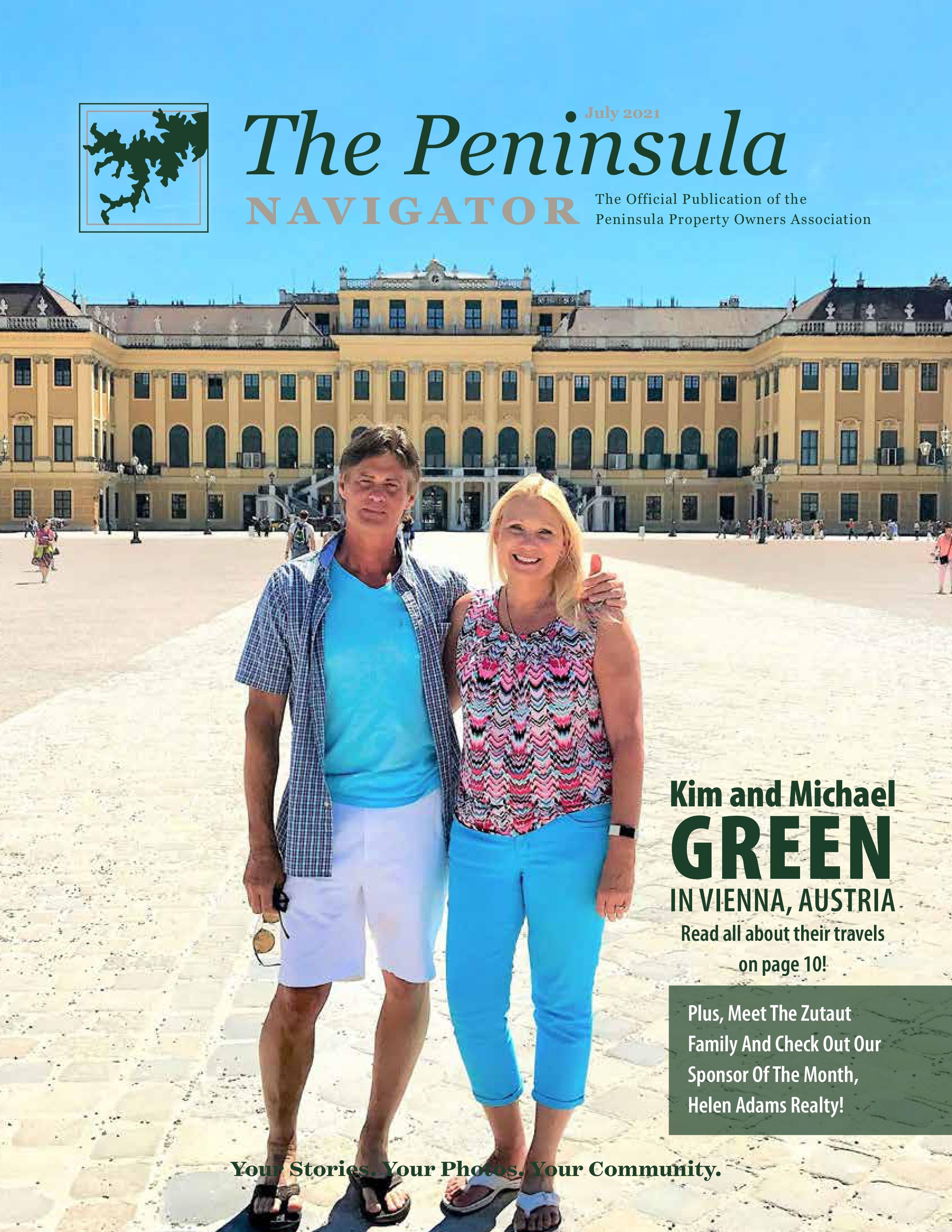 The Peninsula Navigator 2021-07-01