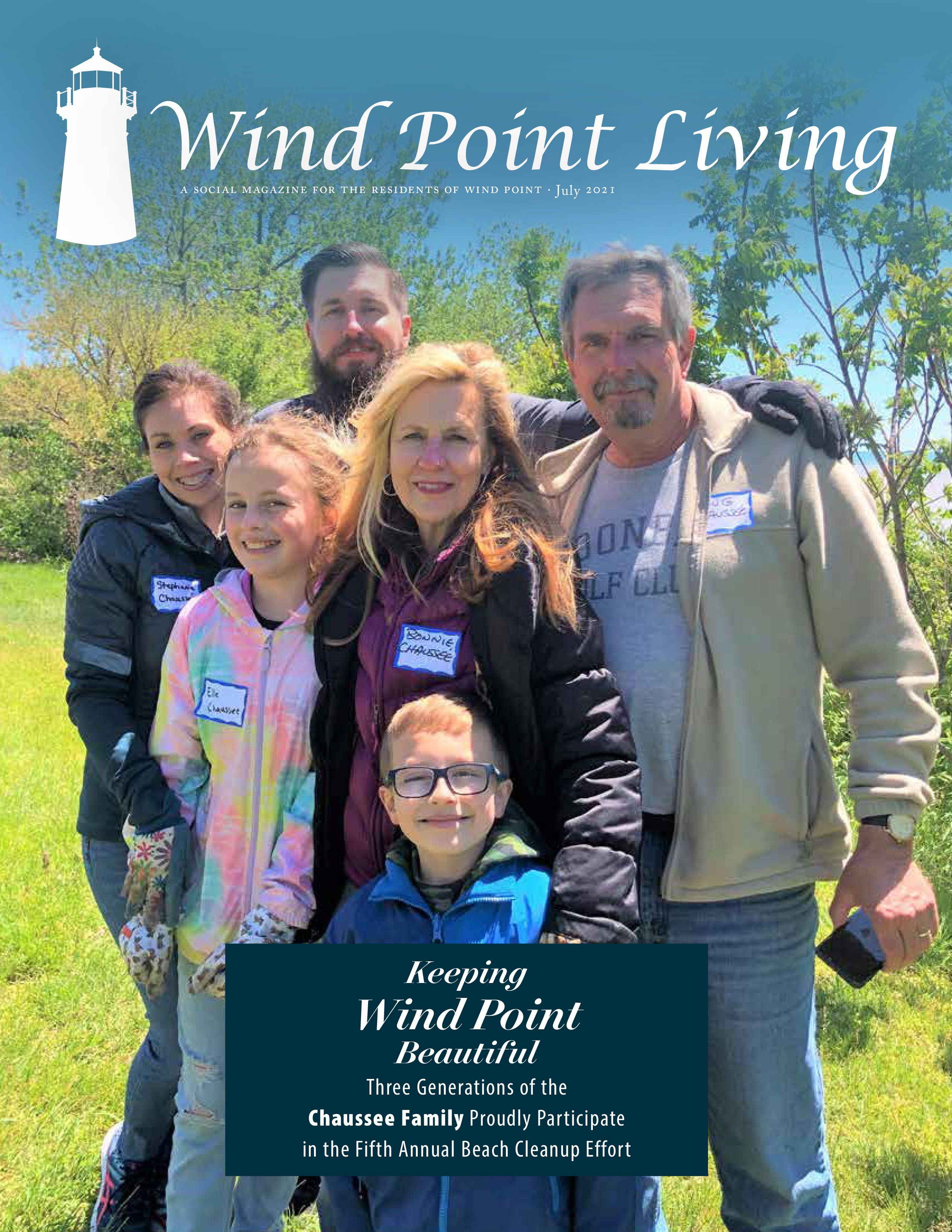 Wind Point Living 2021-07-01