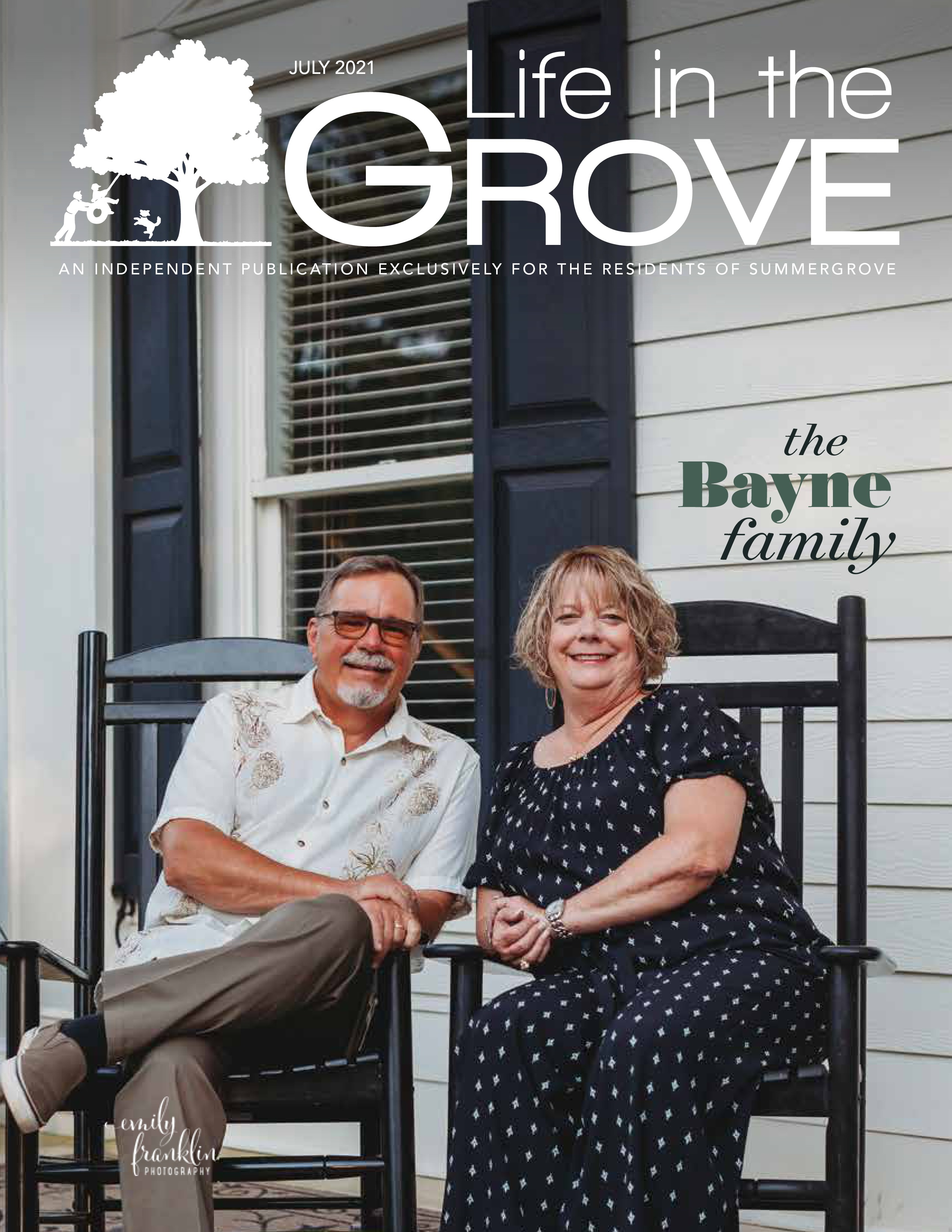 Life in the Grove 2021-07-01