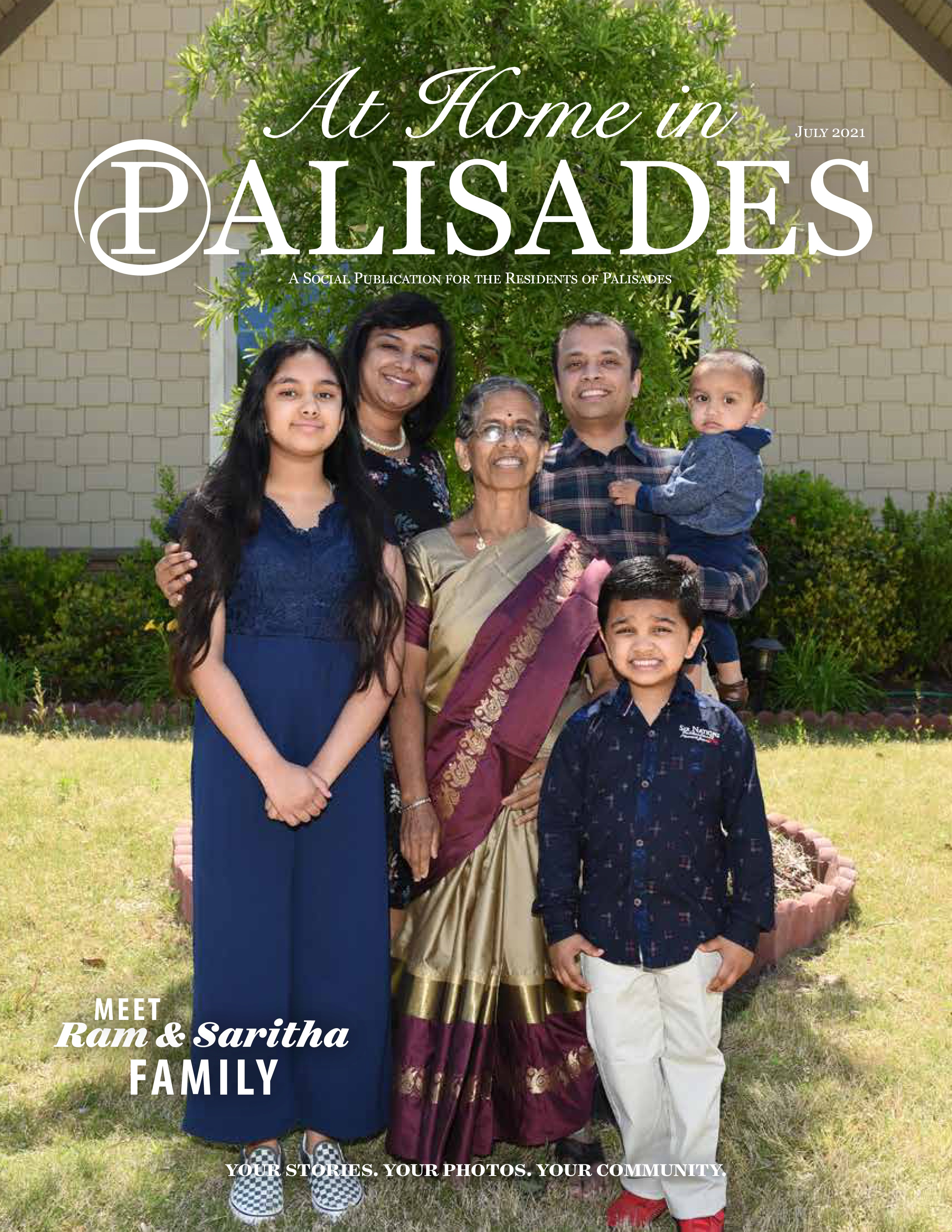 At Home in Palisades 2021-07-01