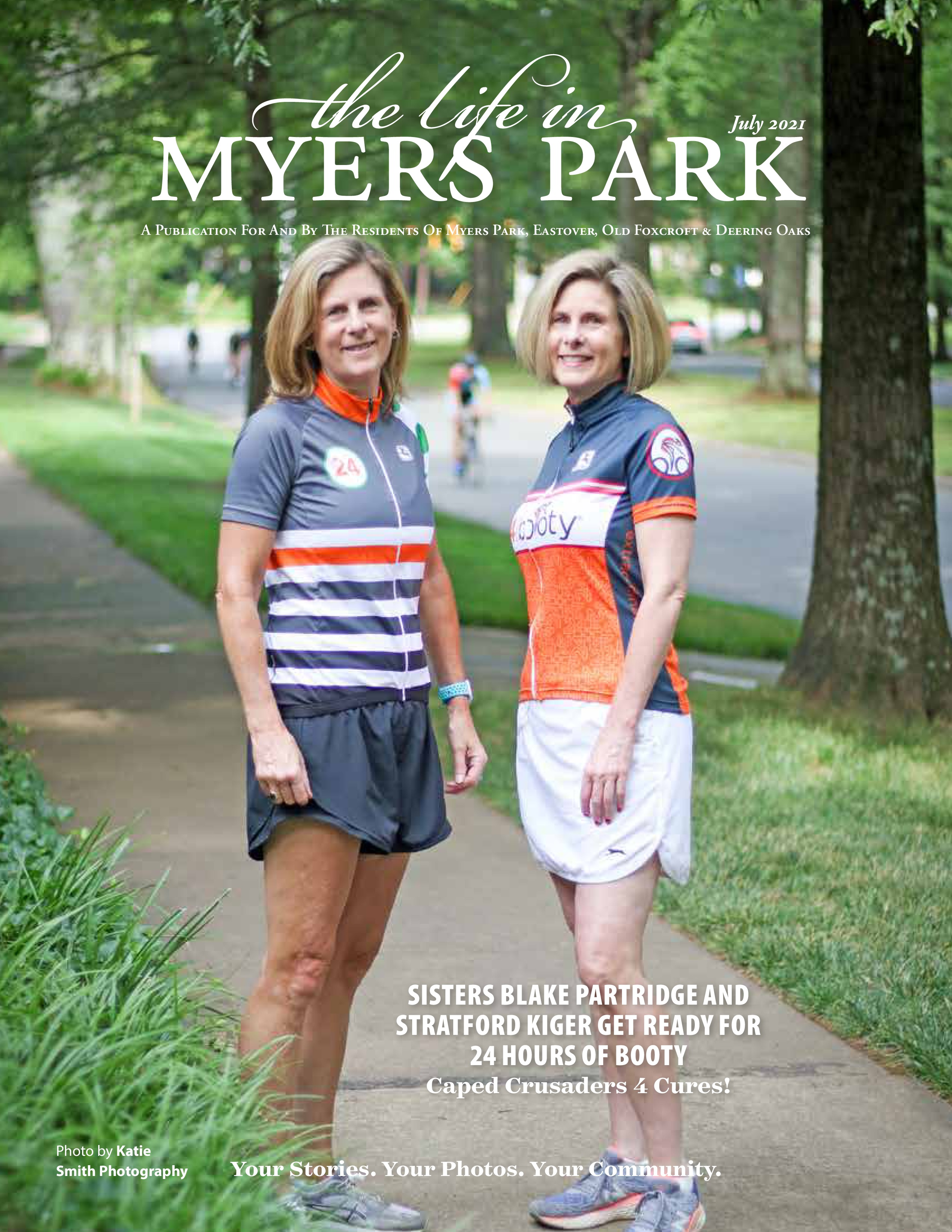 The Life in Myers Park 2021-07-01