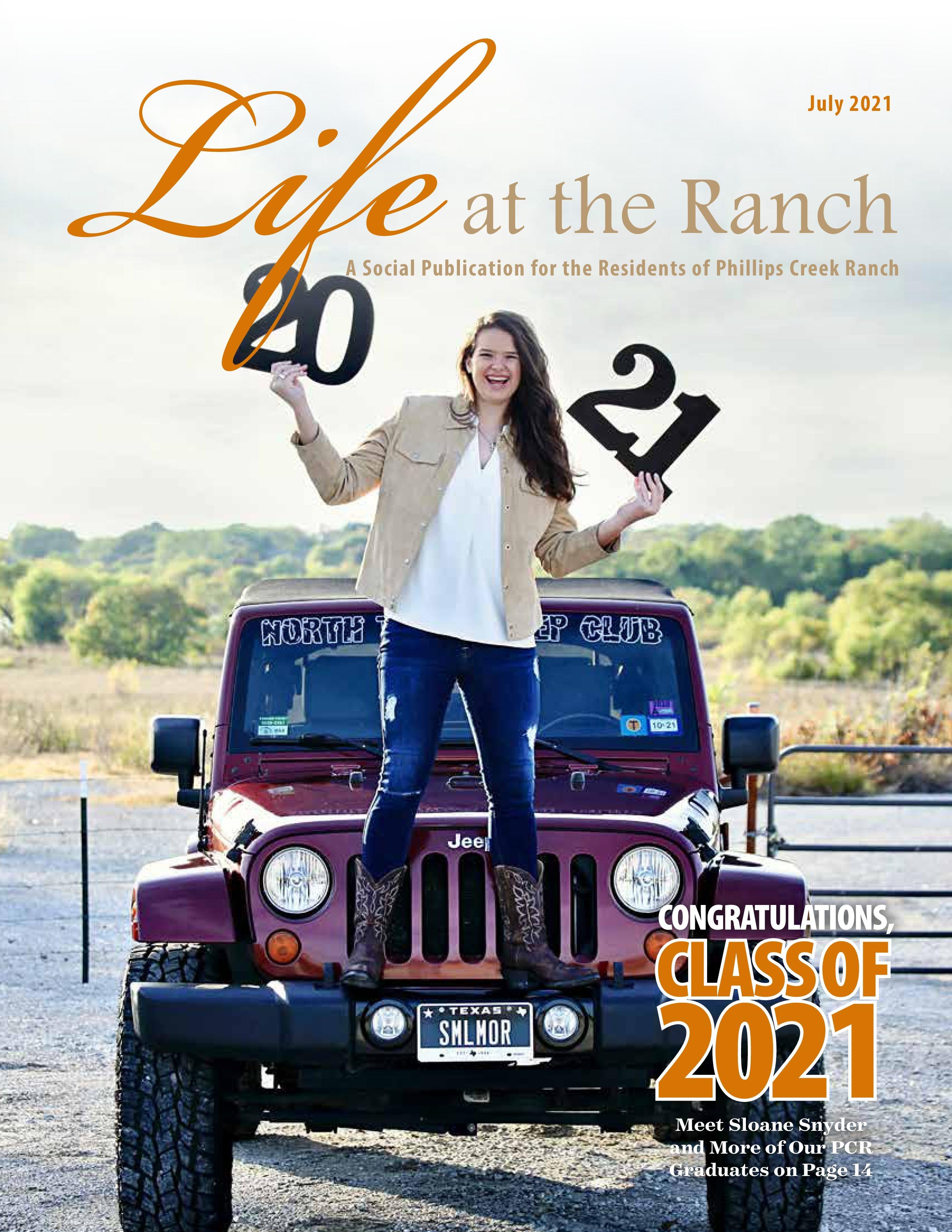 Life at the Ranch 2021-07-01