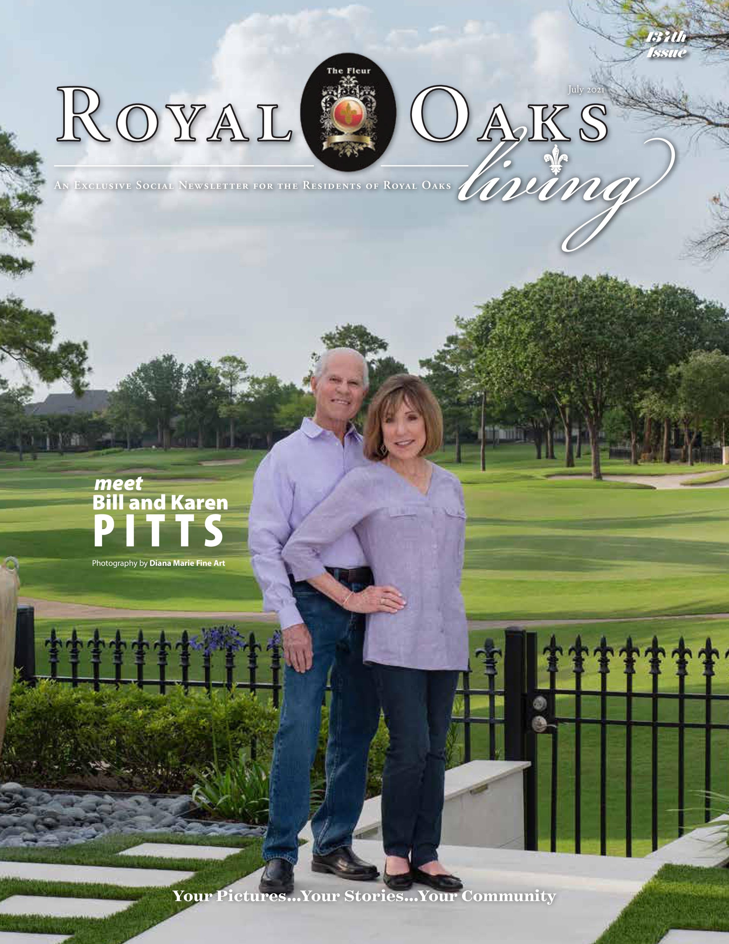 Royal Oaks Living 2021-07-01