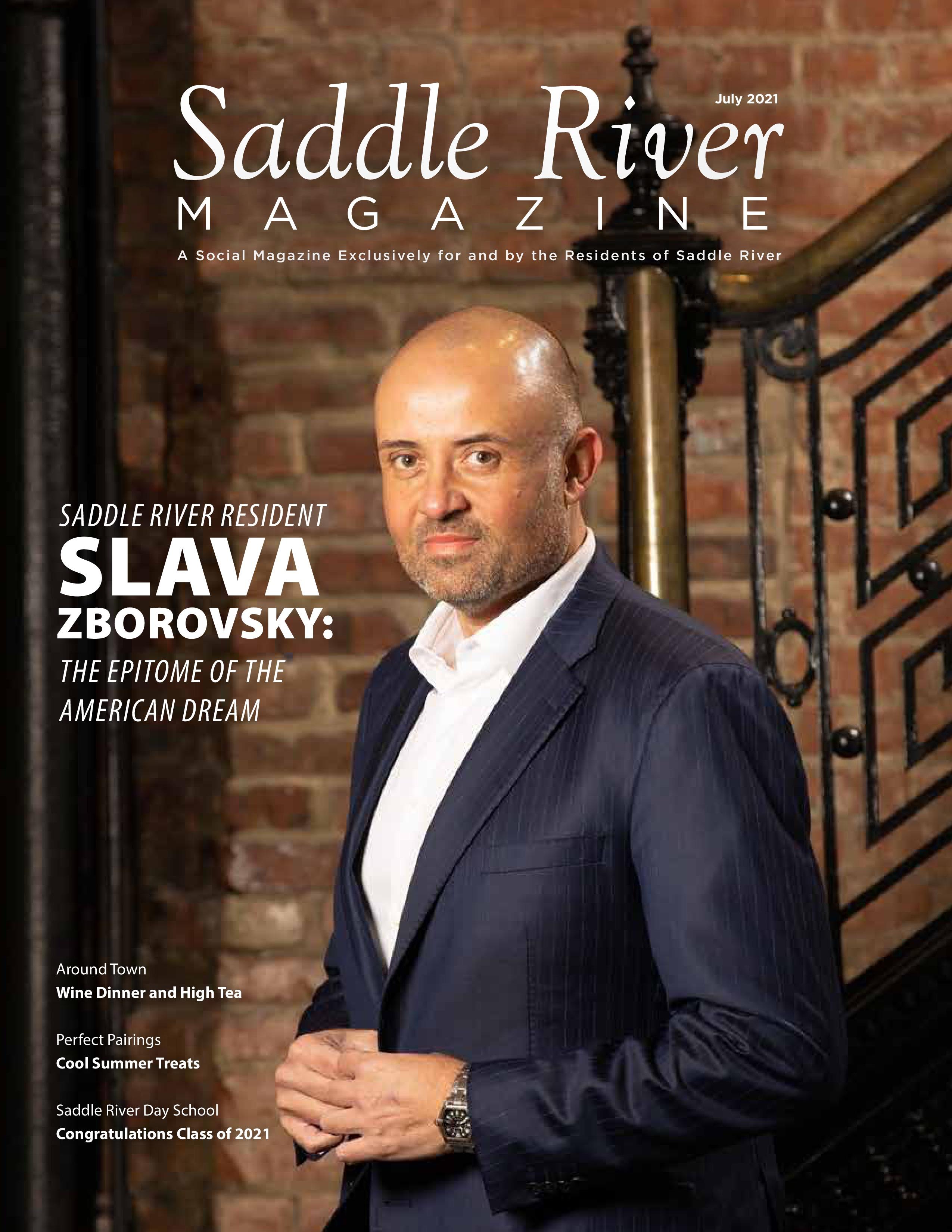Saddle River Magazine 2021-07-01