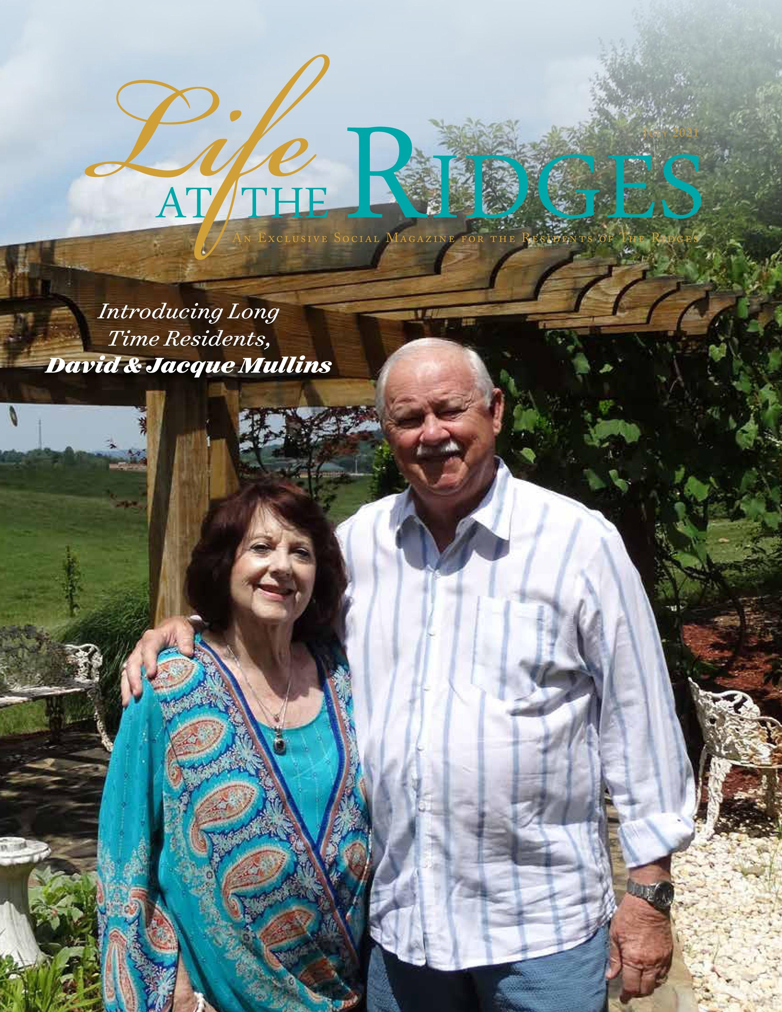 Life at the Ridges 2021-07-01