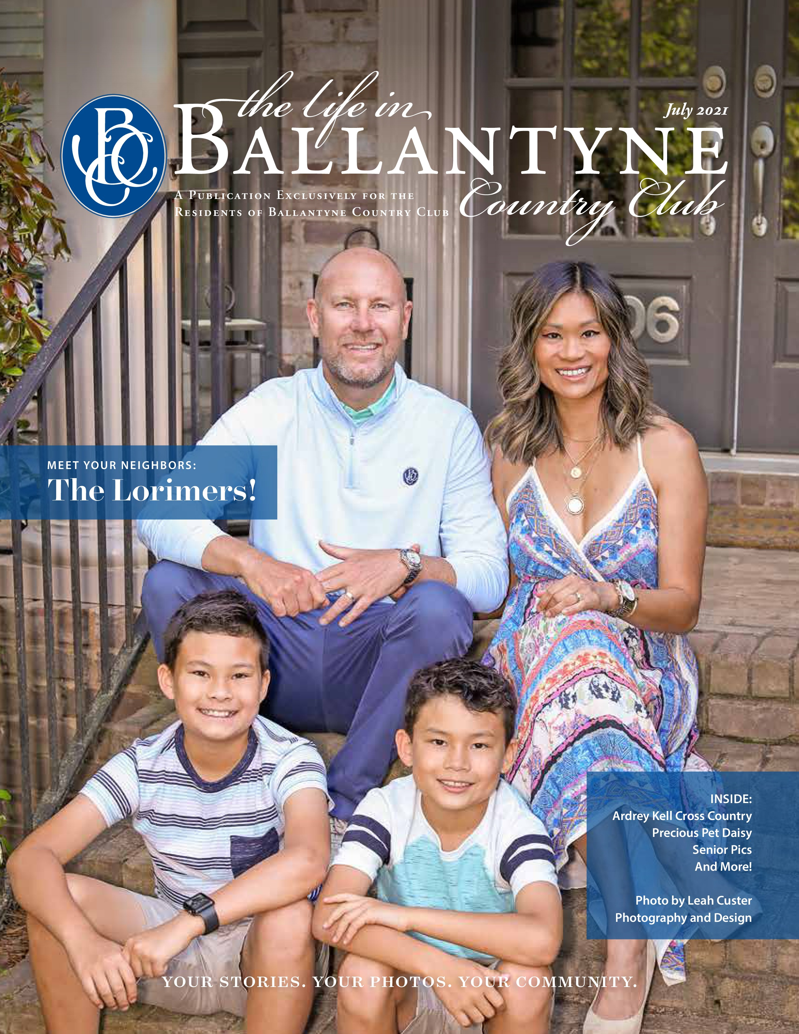 The Life in Ballantyne Country Club 2021-07-01