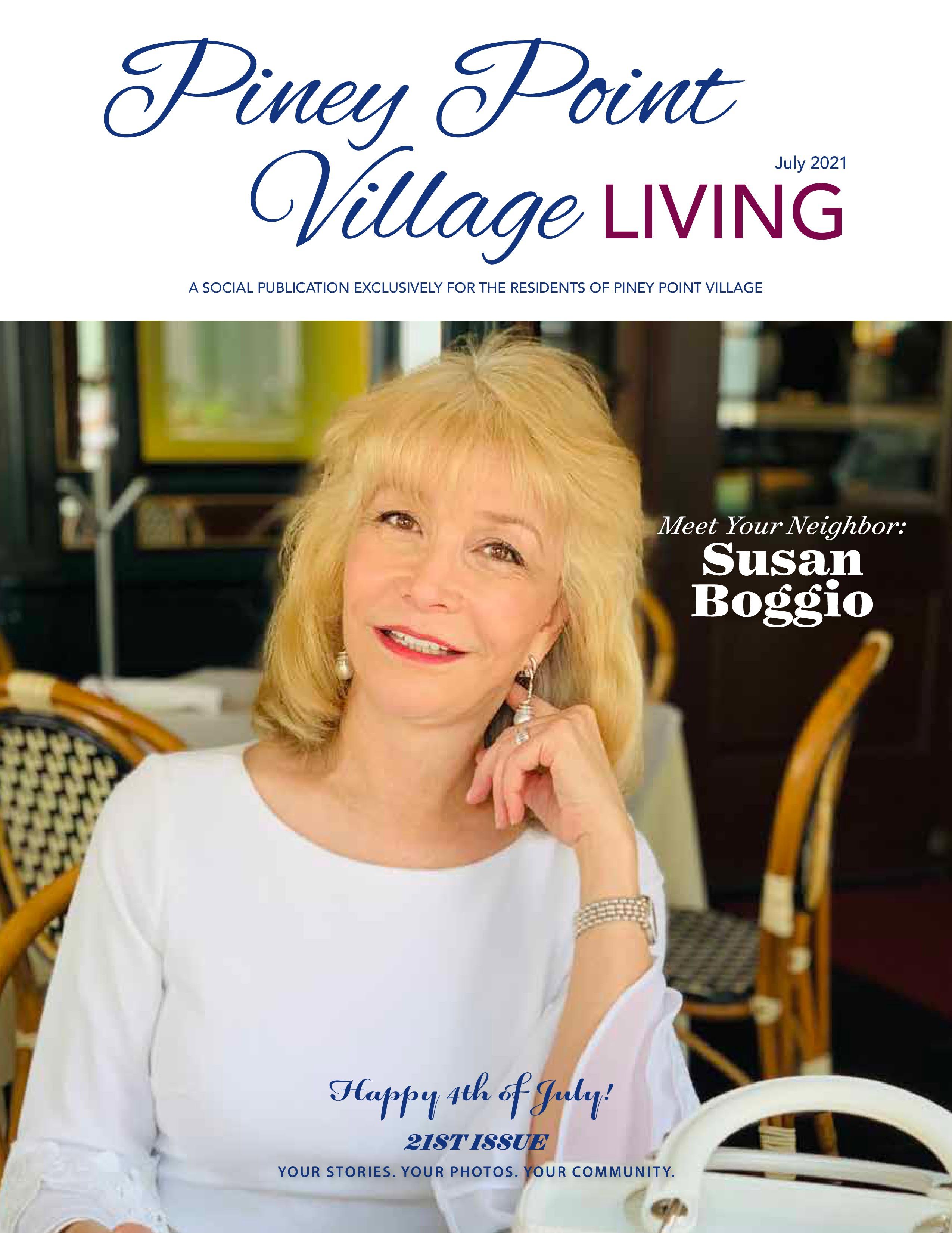 Piney Point Village Living 2021-07-01