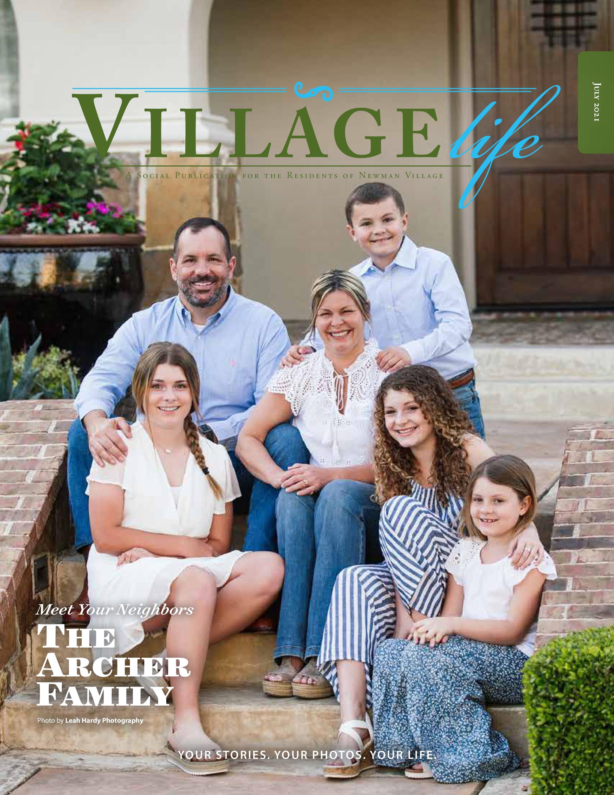 Village Life 2021-07-01