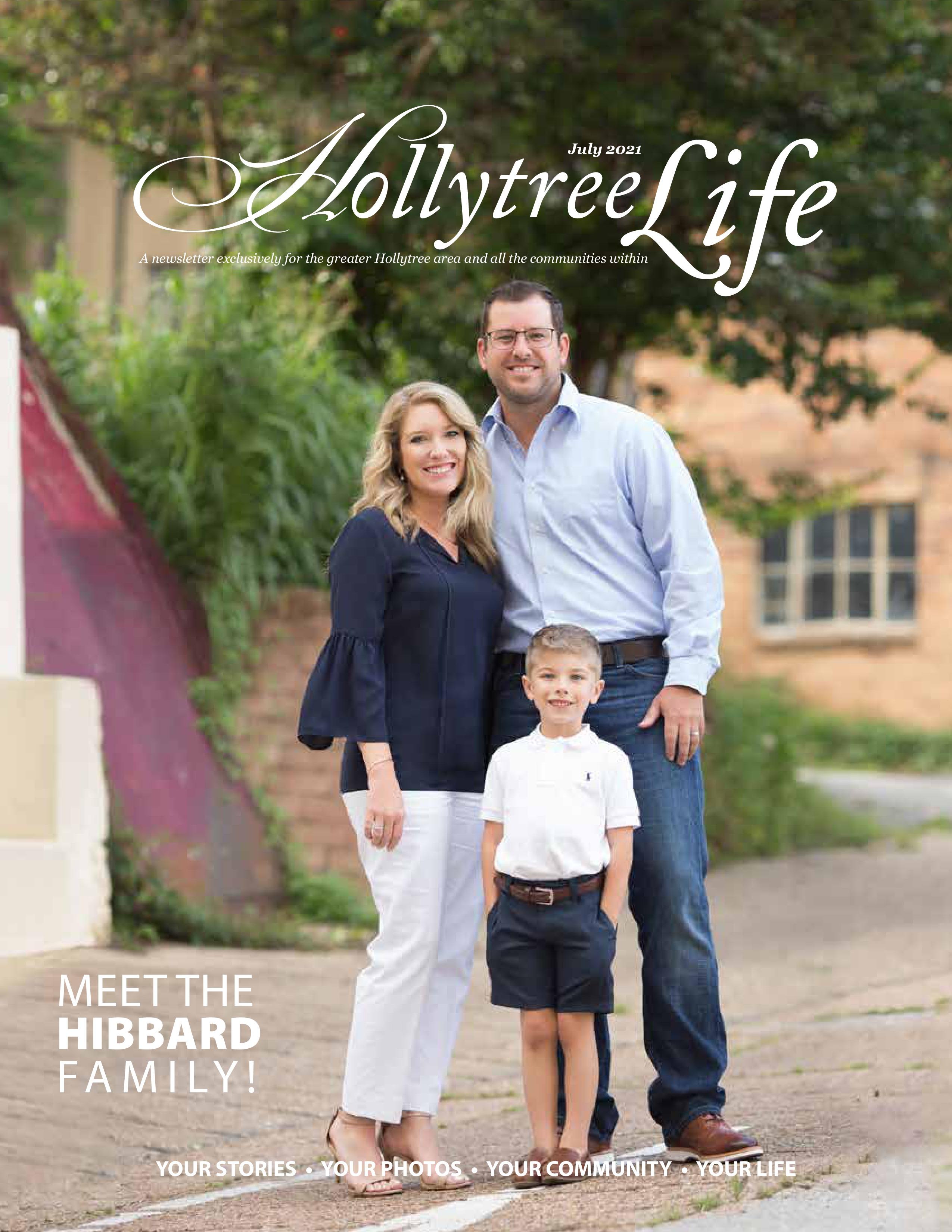 Hollytree Life 2021-07-01