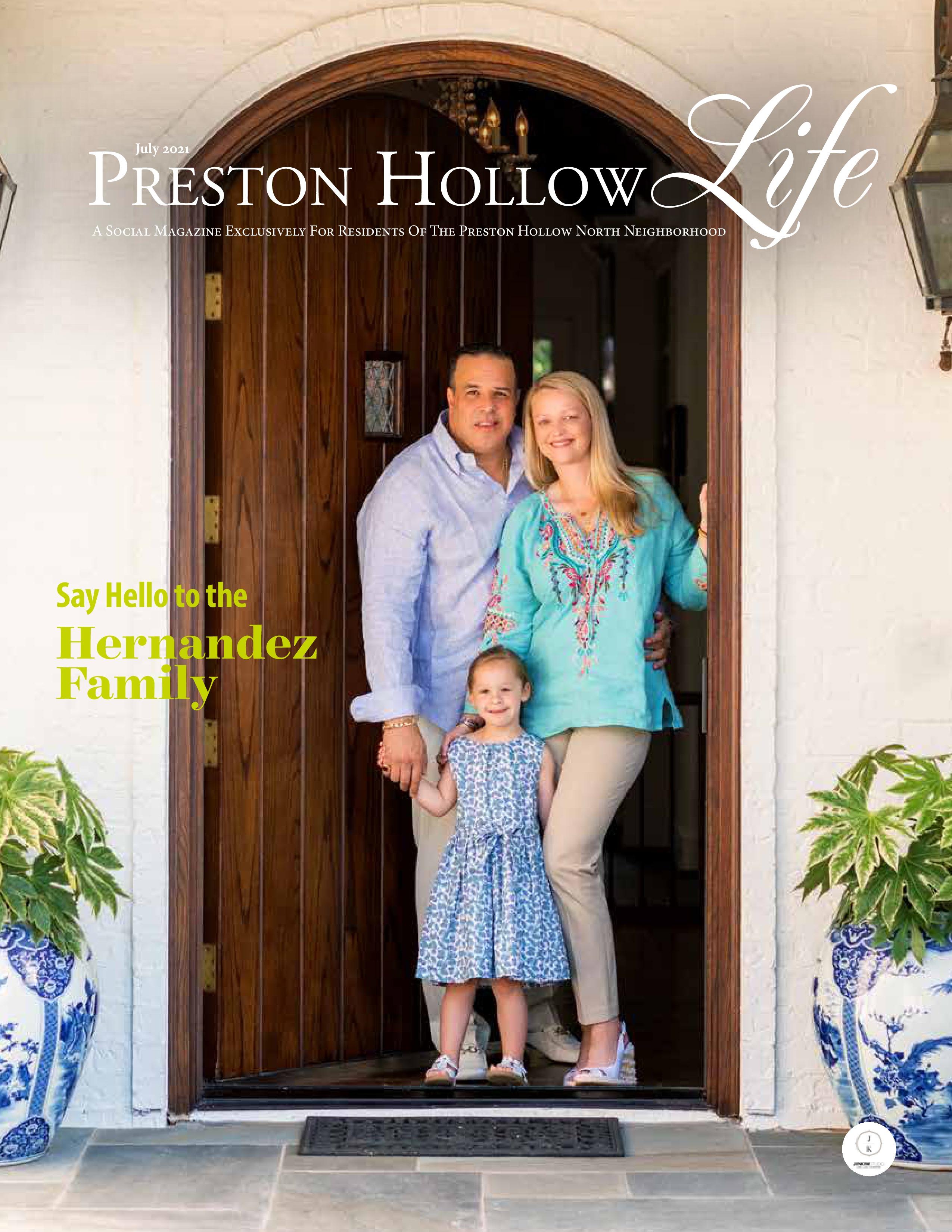 Preston Hollow Life 2021-07-01