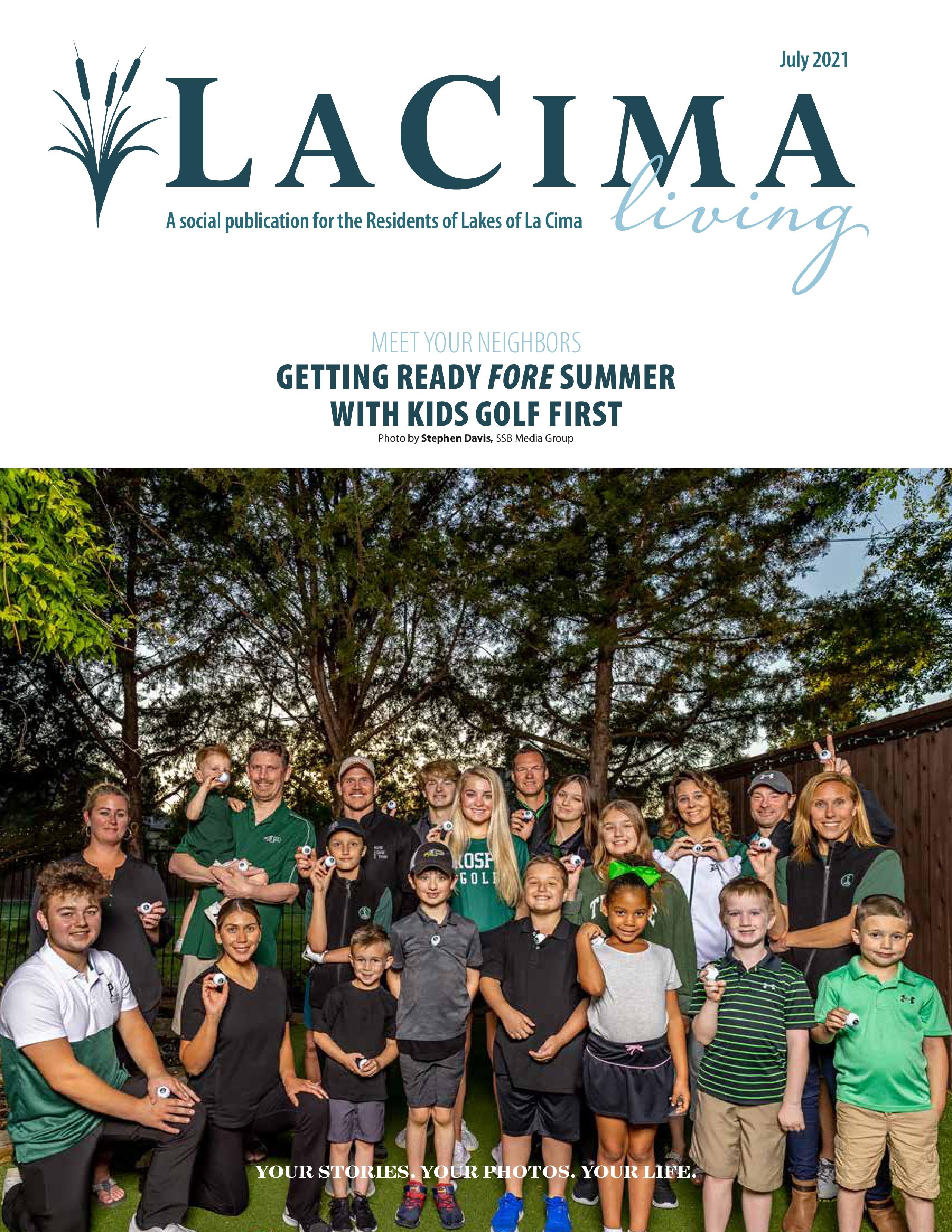 La Cima Living 2021-07-01