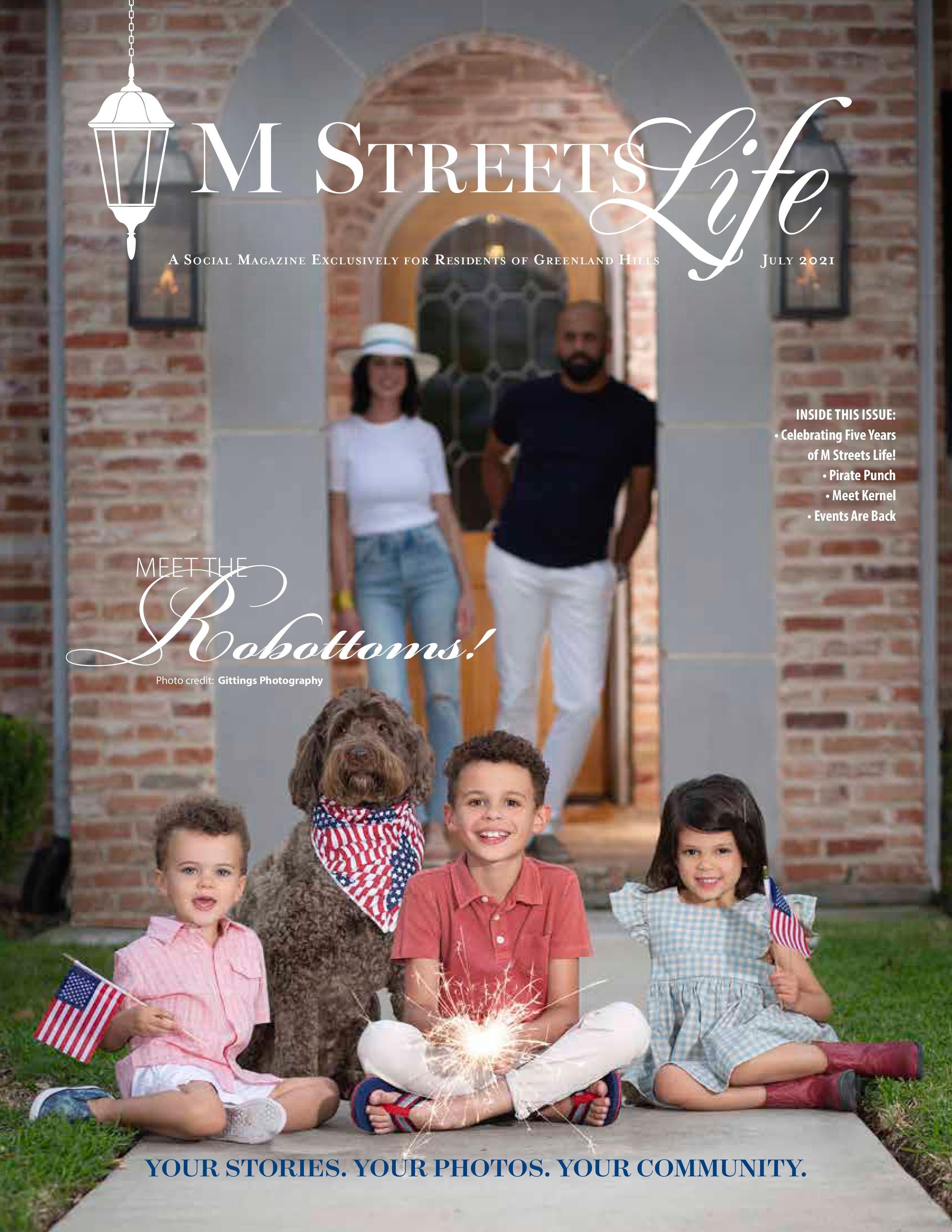 M Streets Life 2021-07-01
