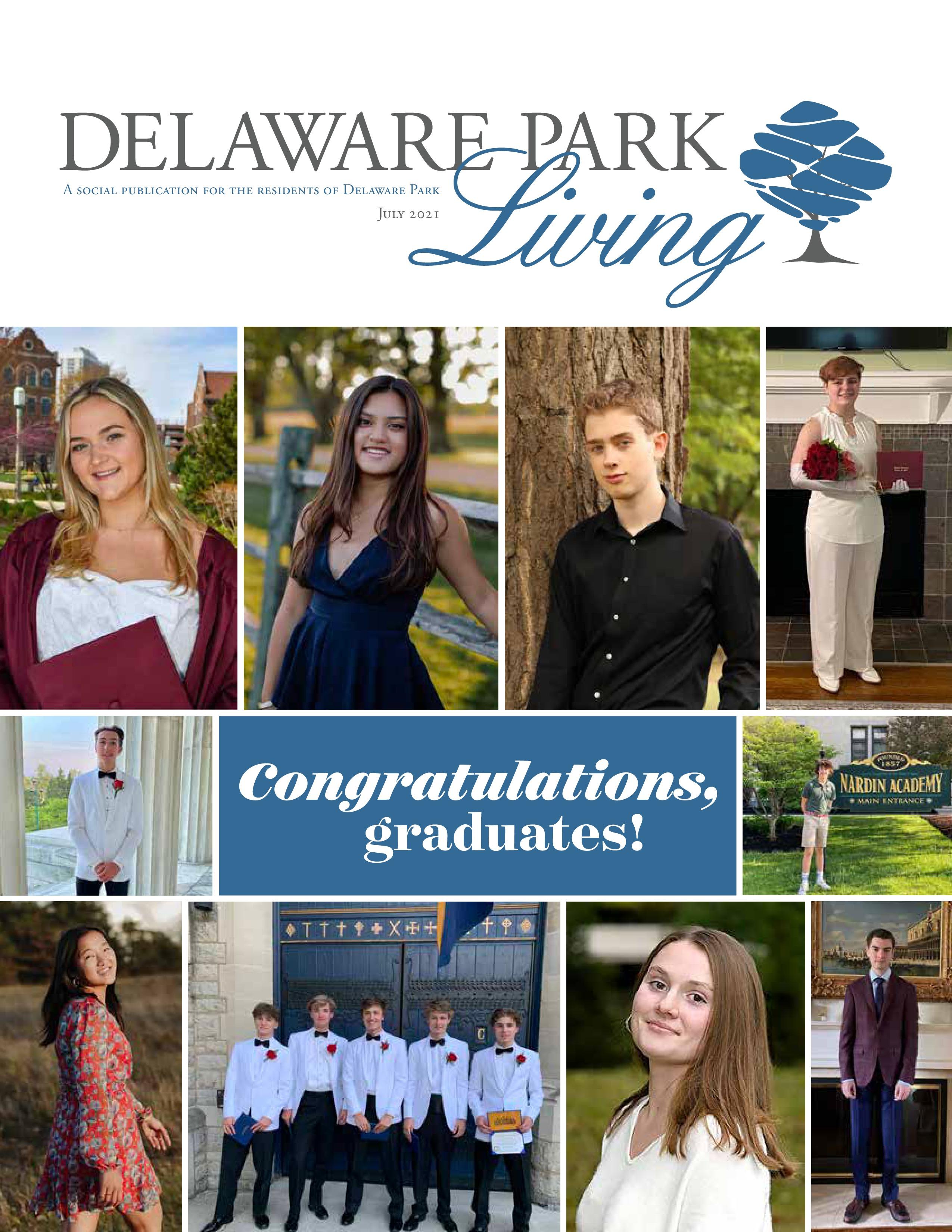 Delaware Park Living 2021-07-01