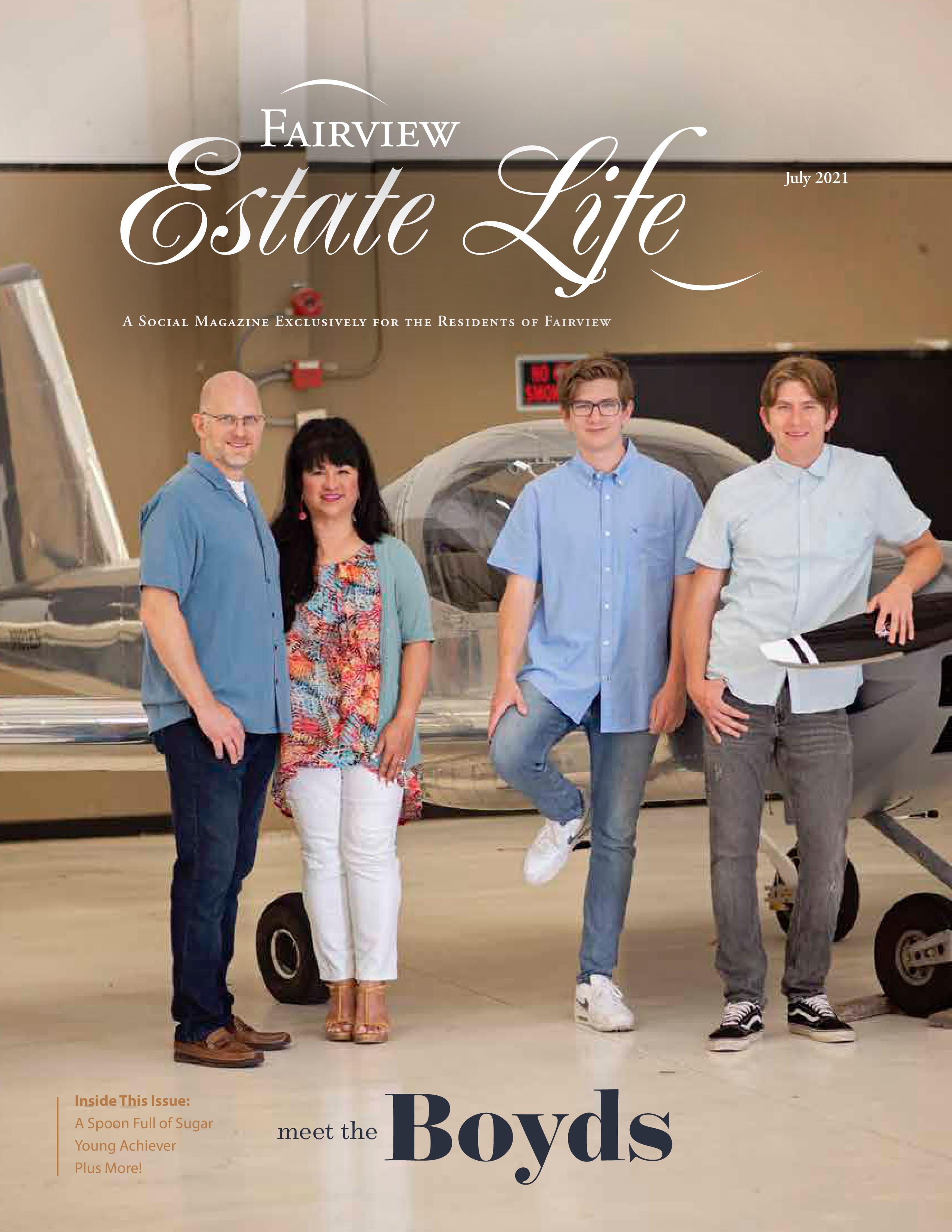 Fairview Estate Life 2021-07-01