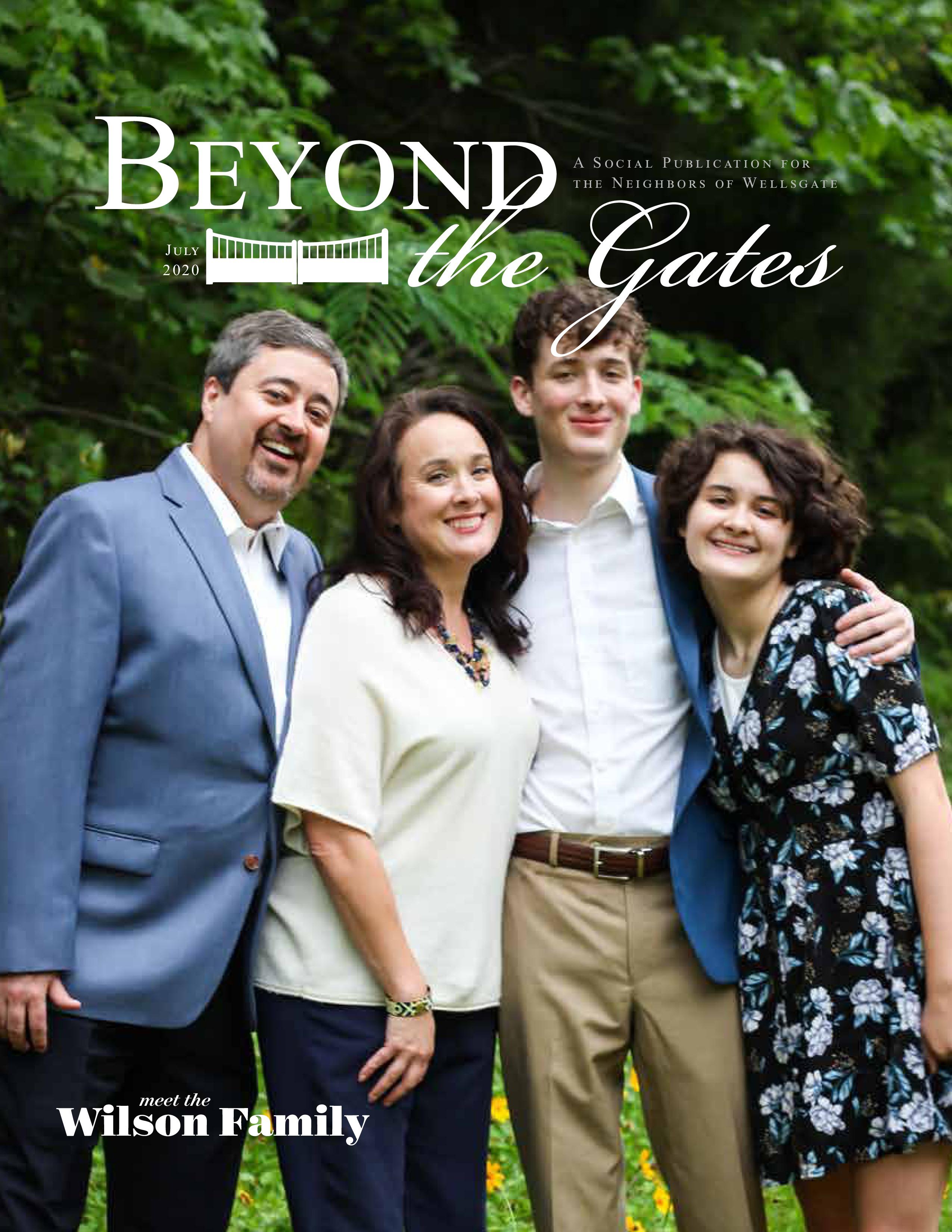 Beyond the Gates 2021-07-01