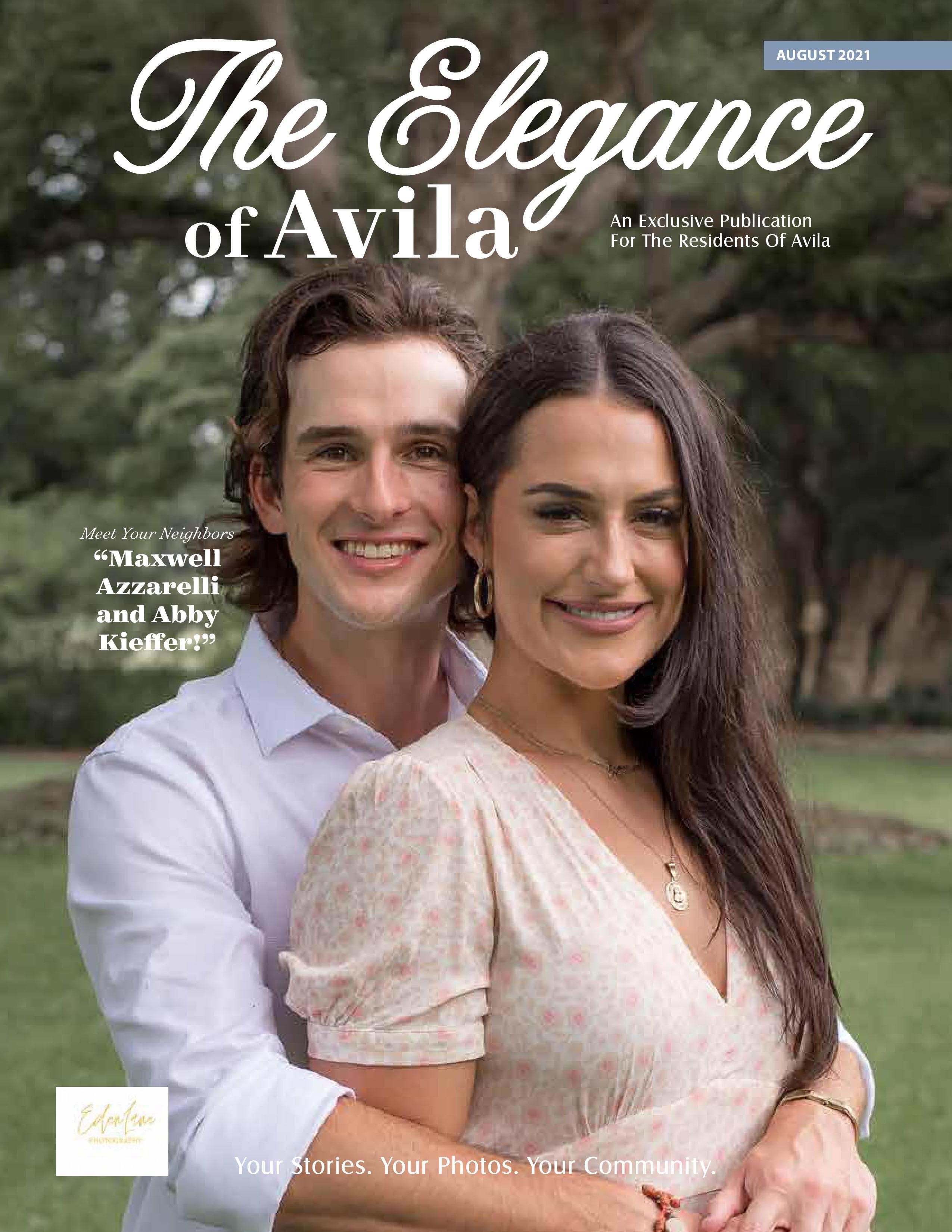 The Elegance of Avila 2021-08-01