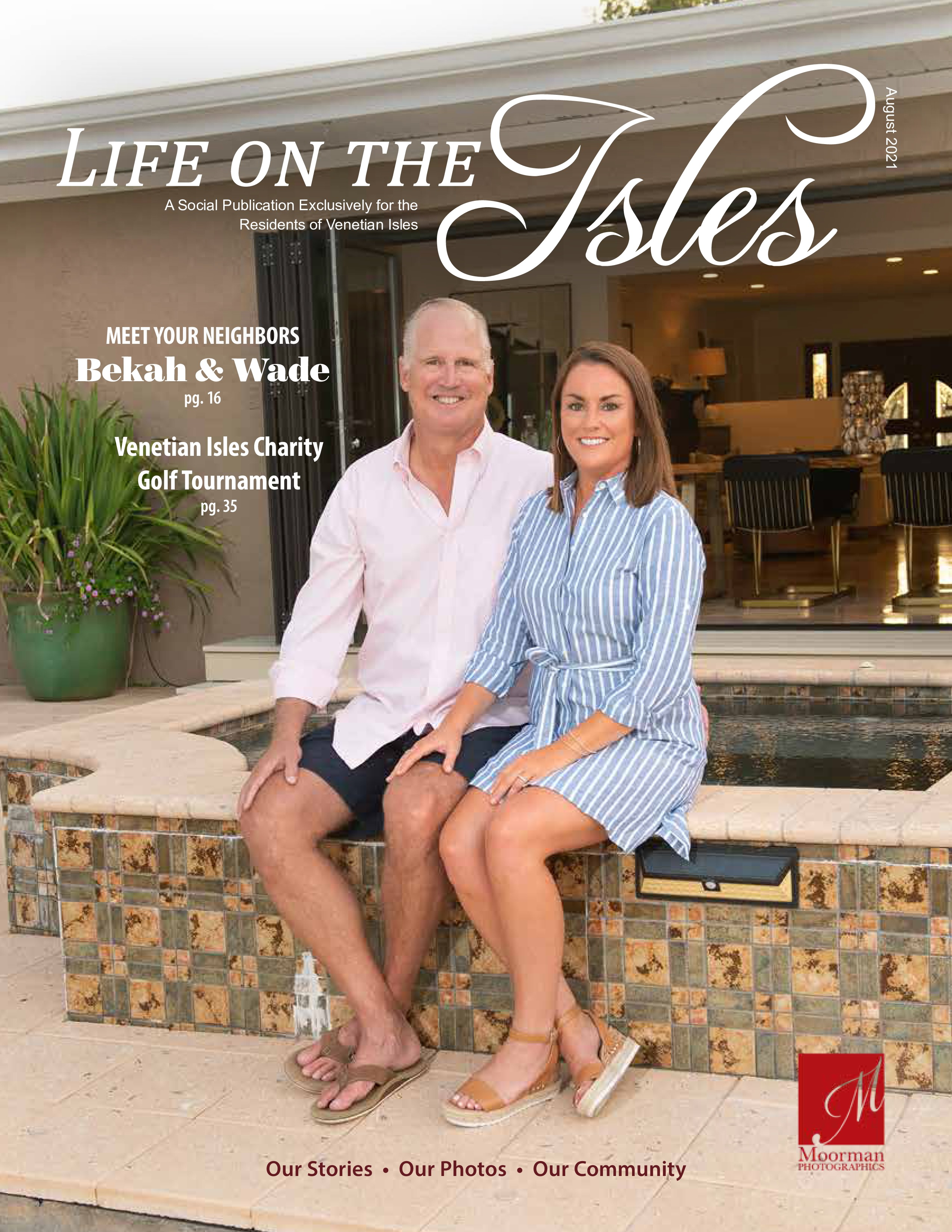 Life on the Isles 2021-08-01