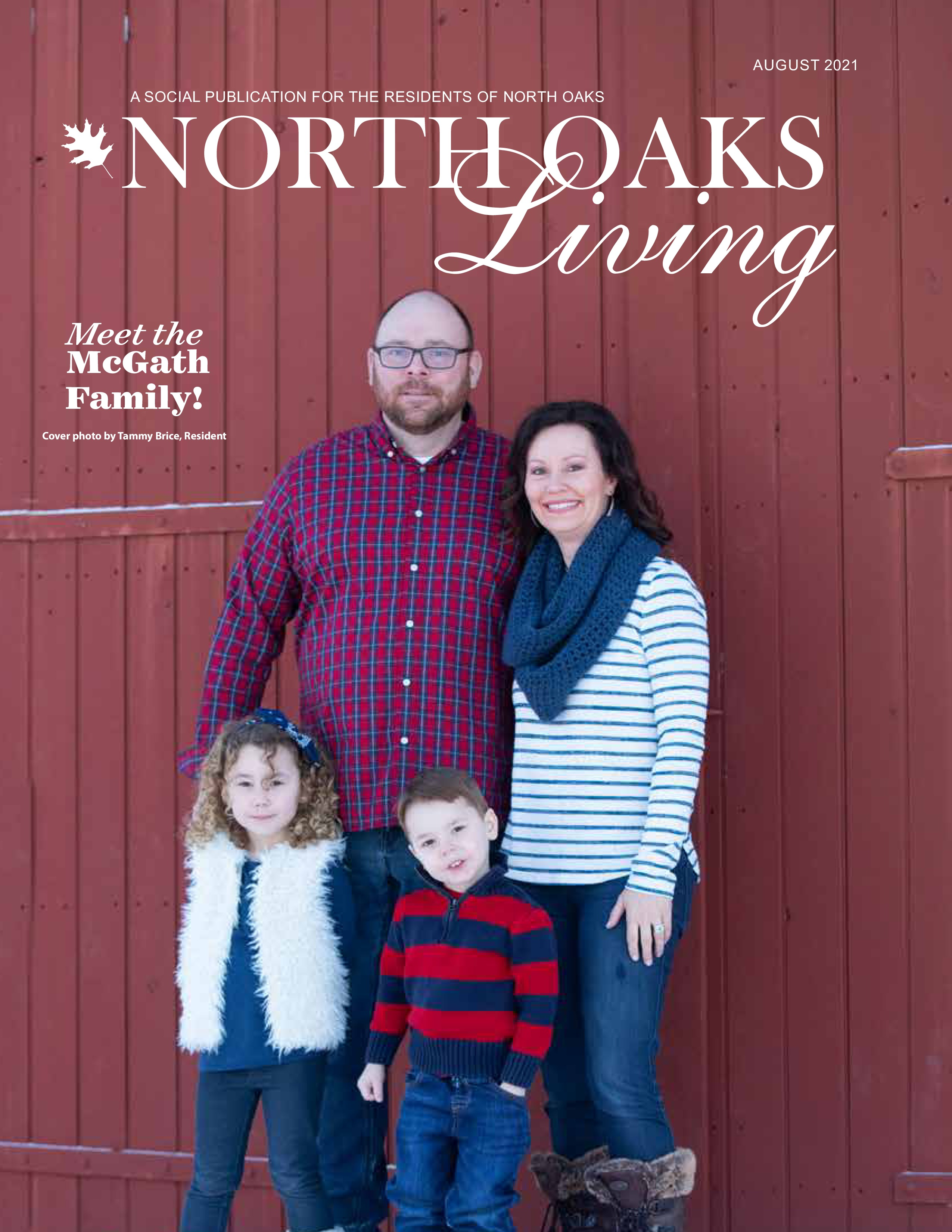 North Oaks Living 2021-08-01