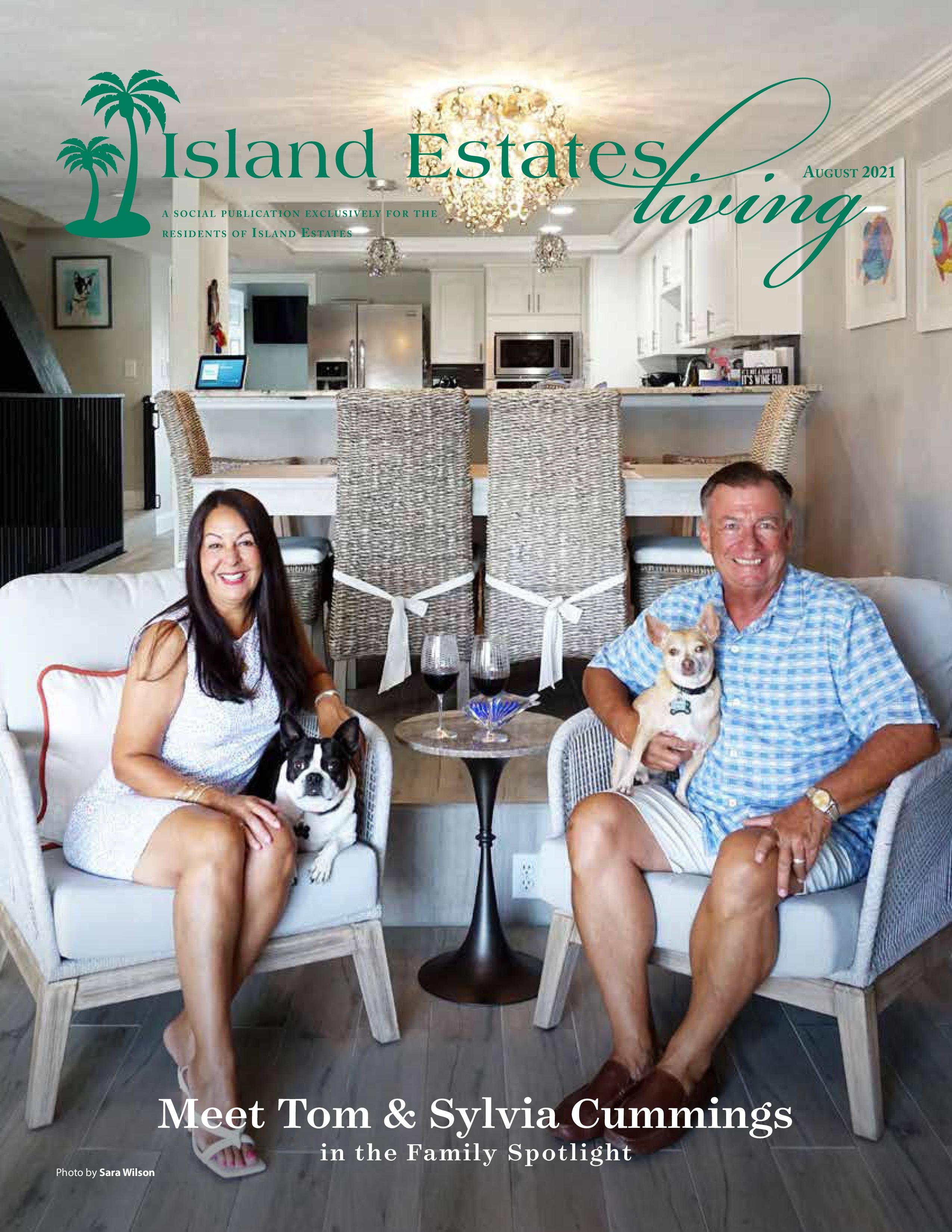 Island Estates Living 2021-08-01