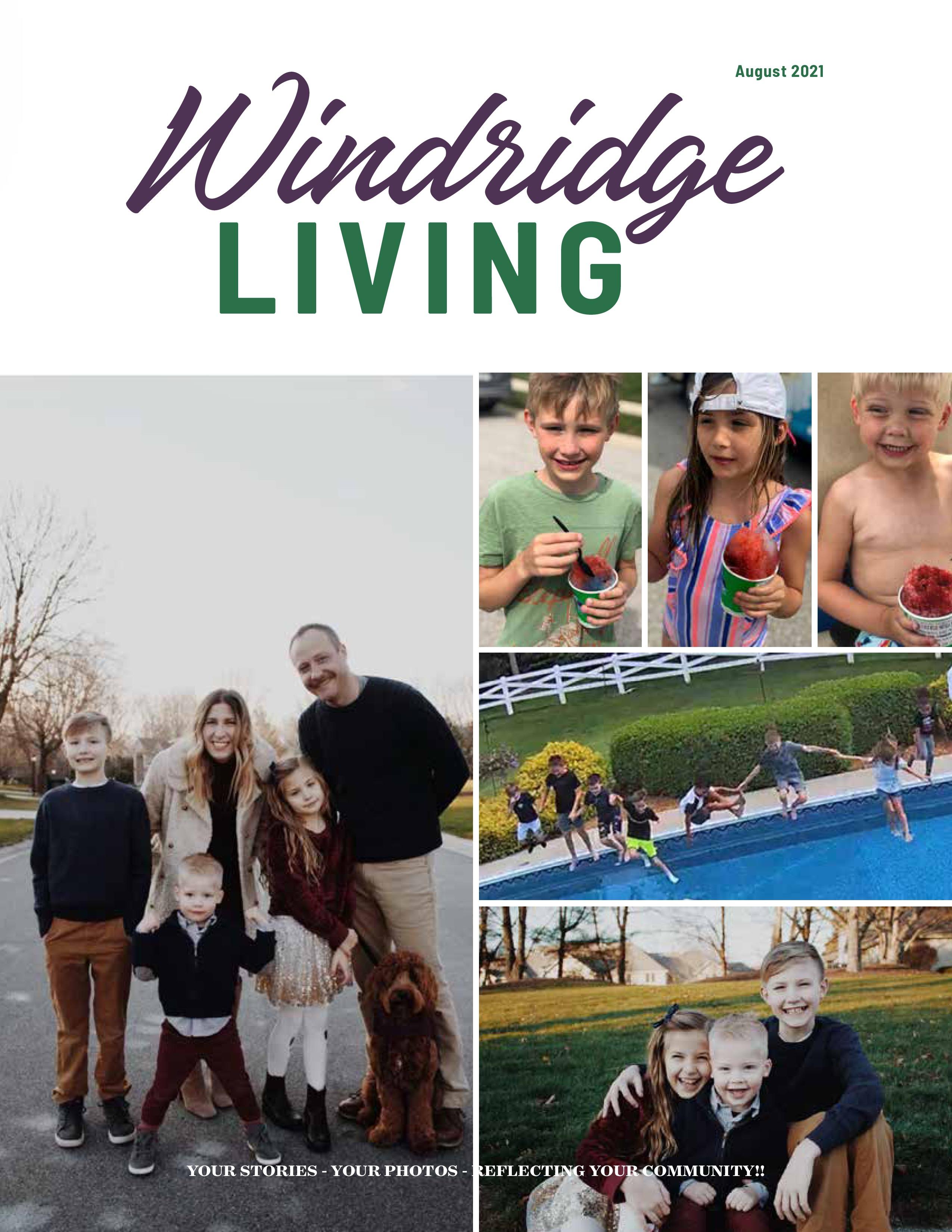 Windridge Living 2021-08-01