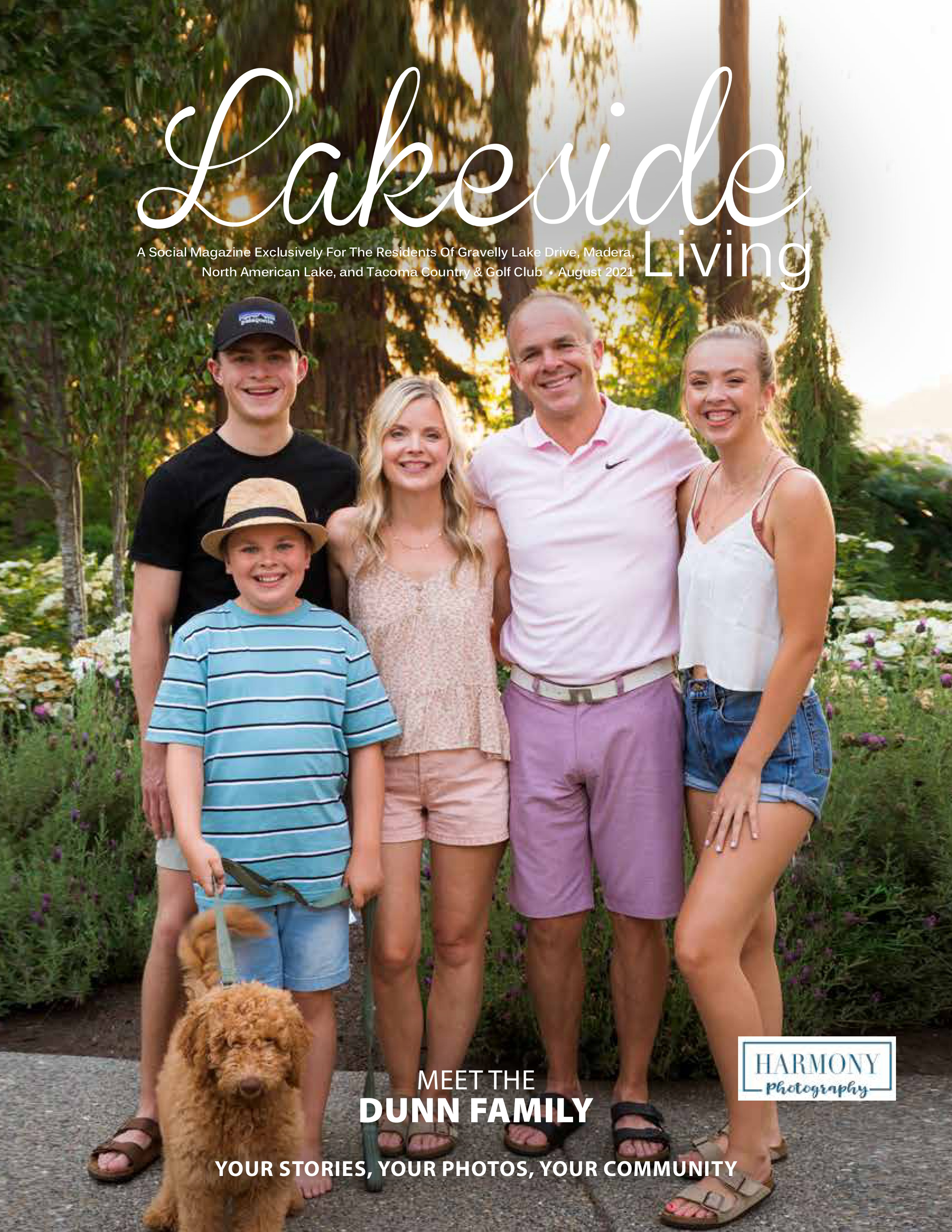 Lakeside Living 2021-08-01