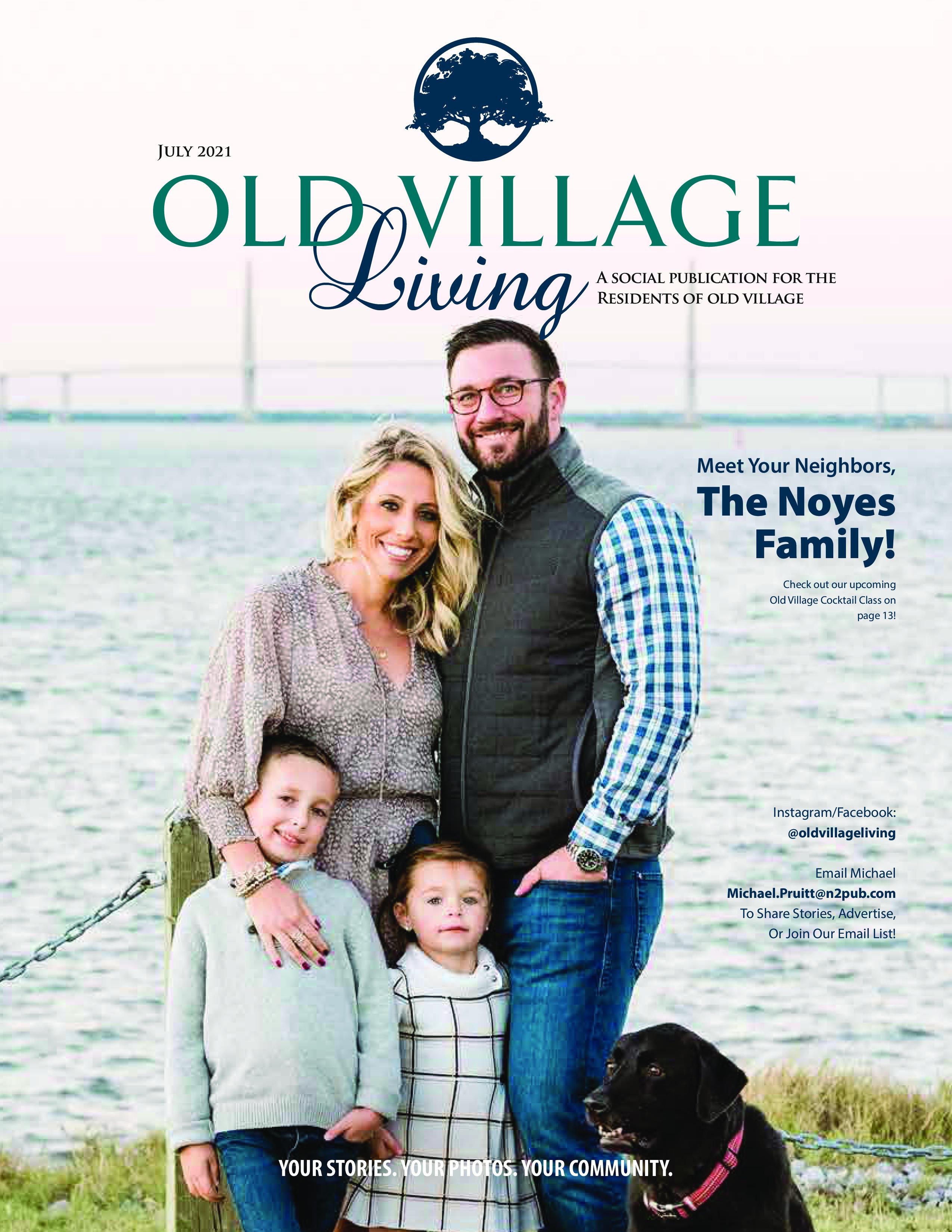 Old Village Living 2021-07-01