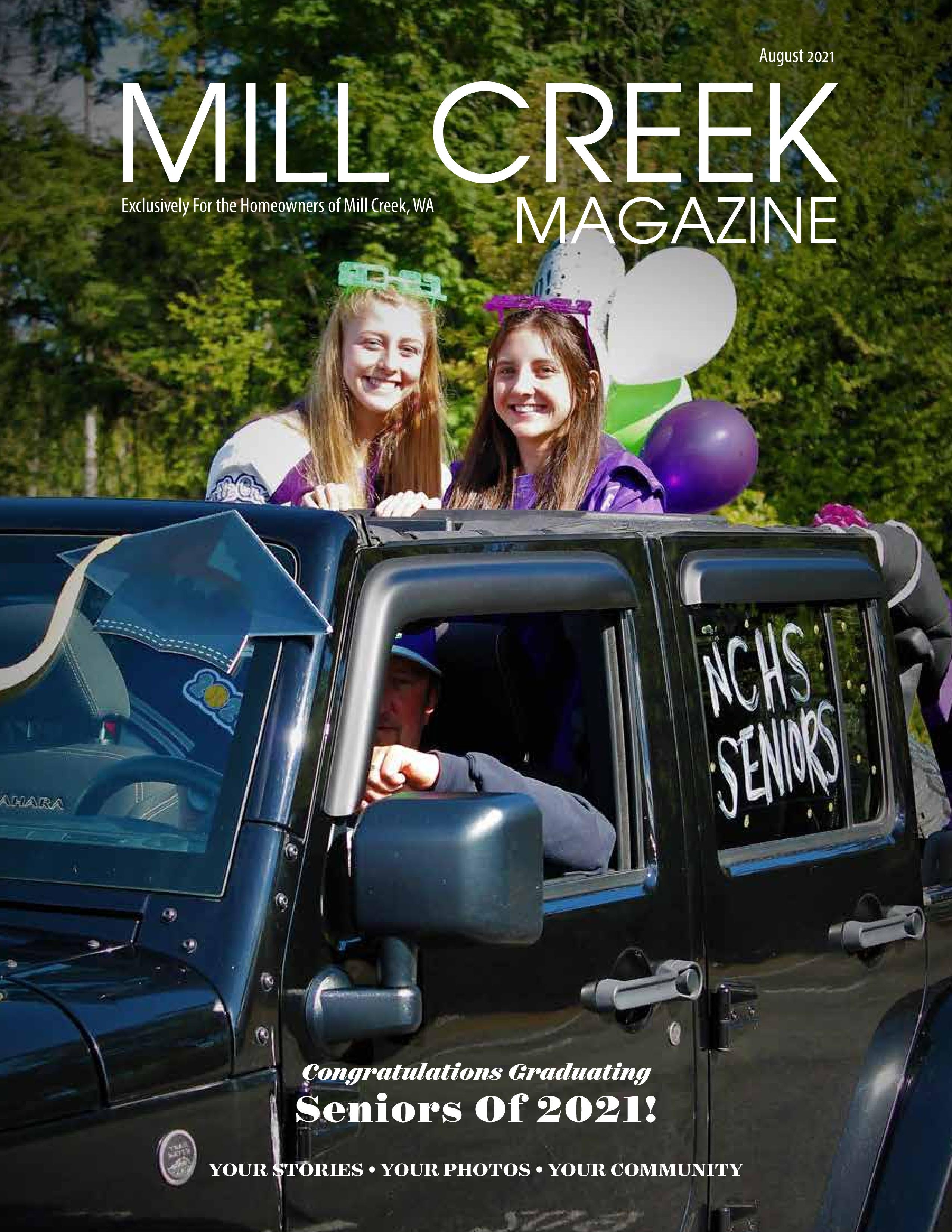 Mill Creek Magazine 2021-08-01