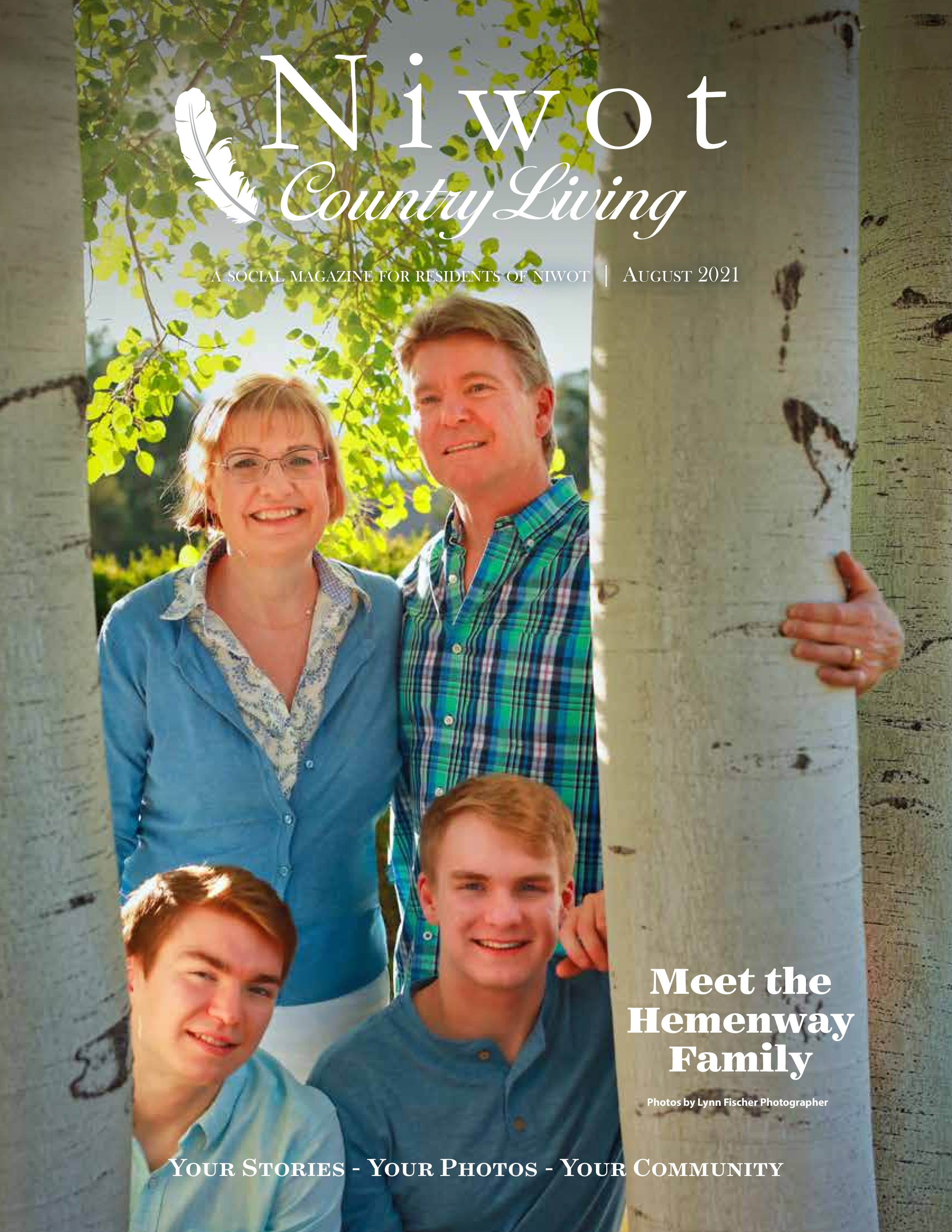 Niwot Country Living 2021-08-01