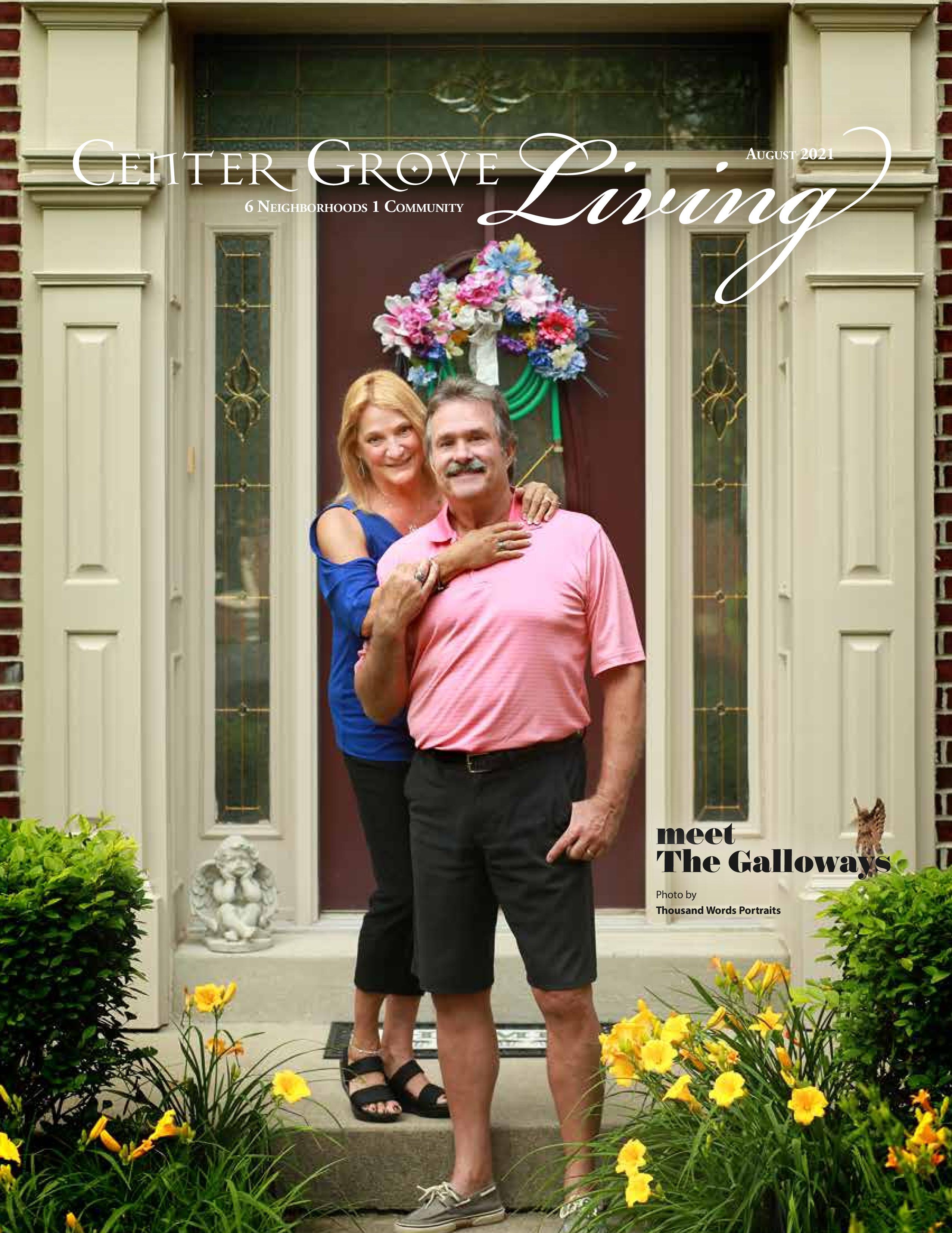 Center Grove Living 2021-08-01
