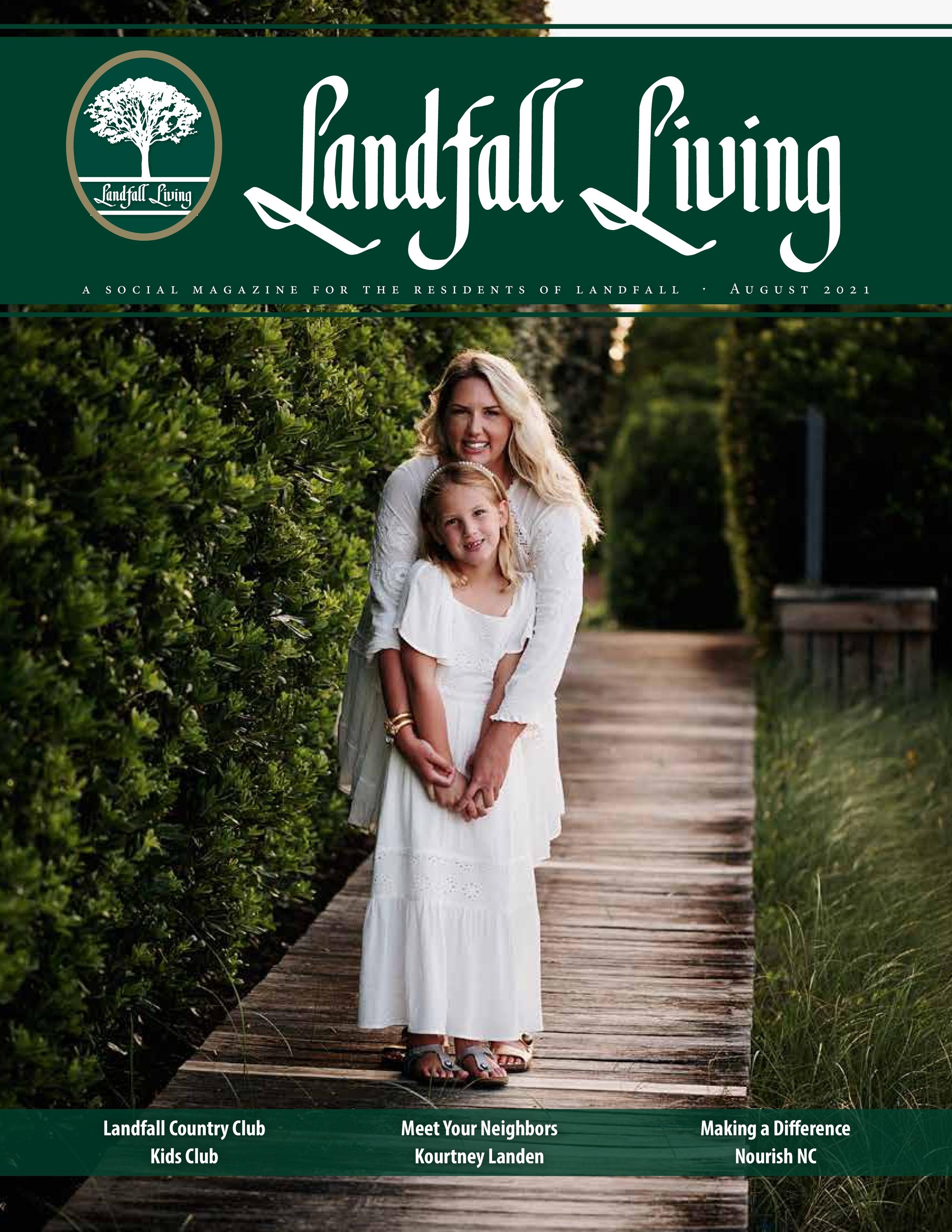 Landfall Living 2021-08-01
