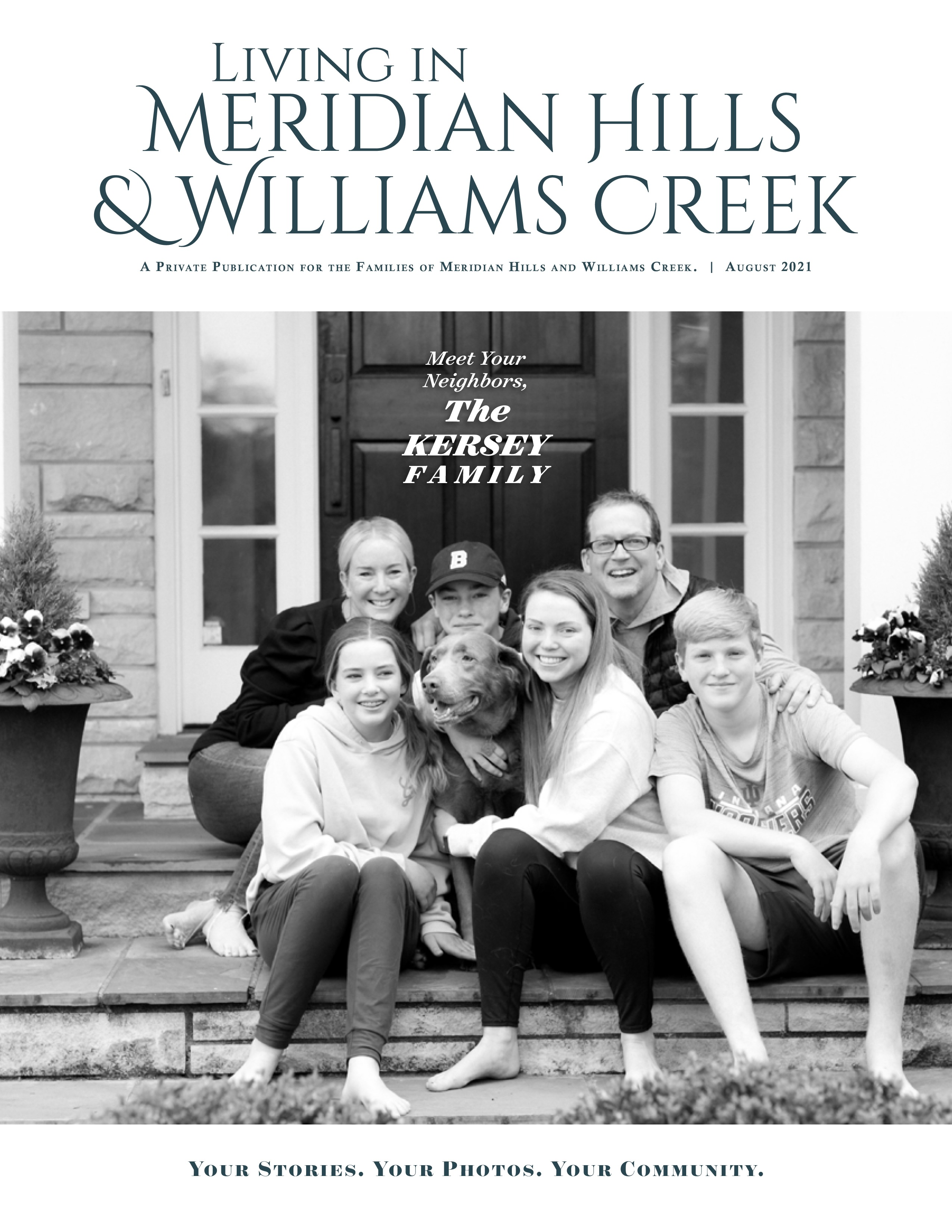 Living in Meridian Hills & Williams Creek 2021-08-01