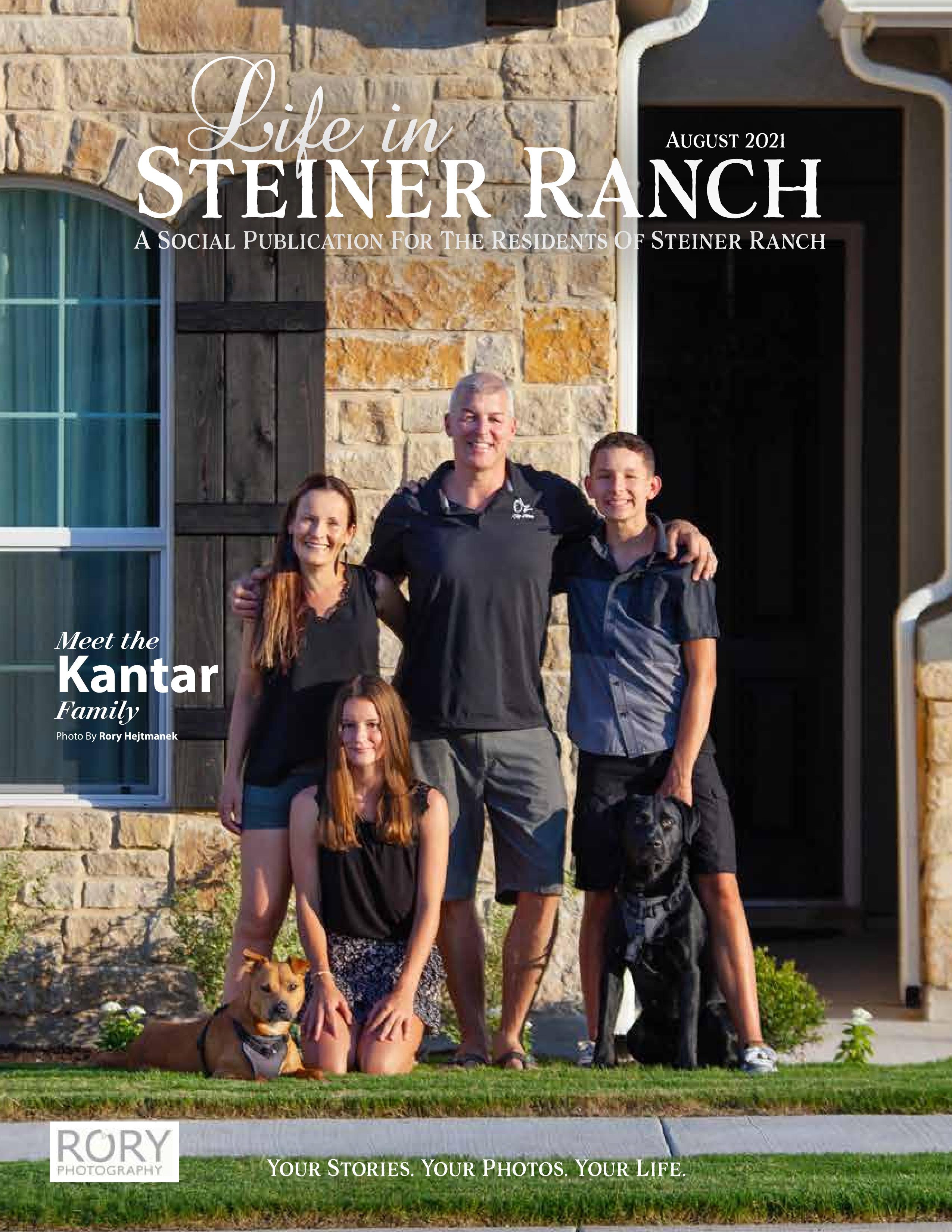 Life in Steiner Ranch 2021-08-01