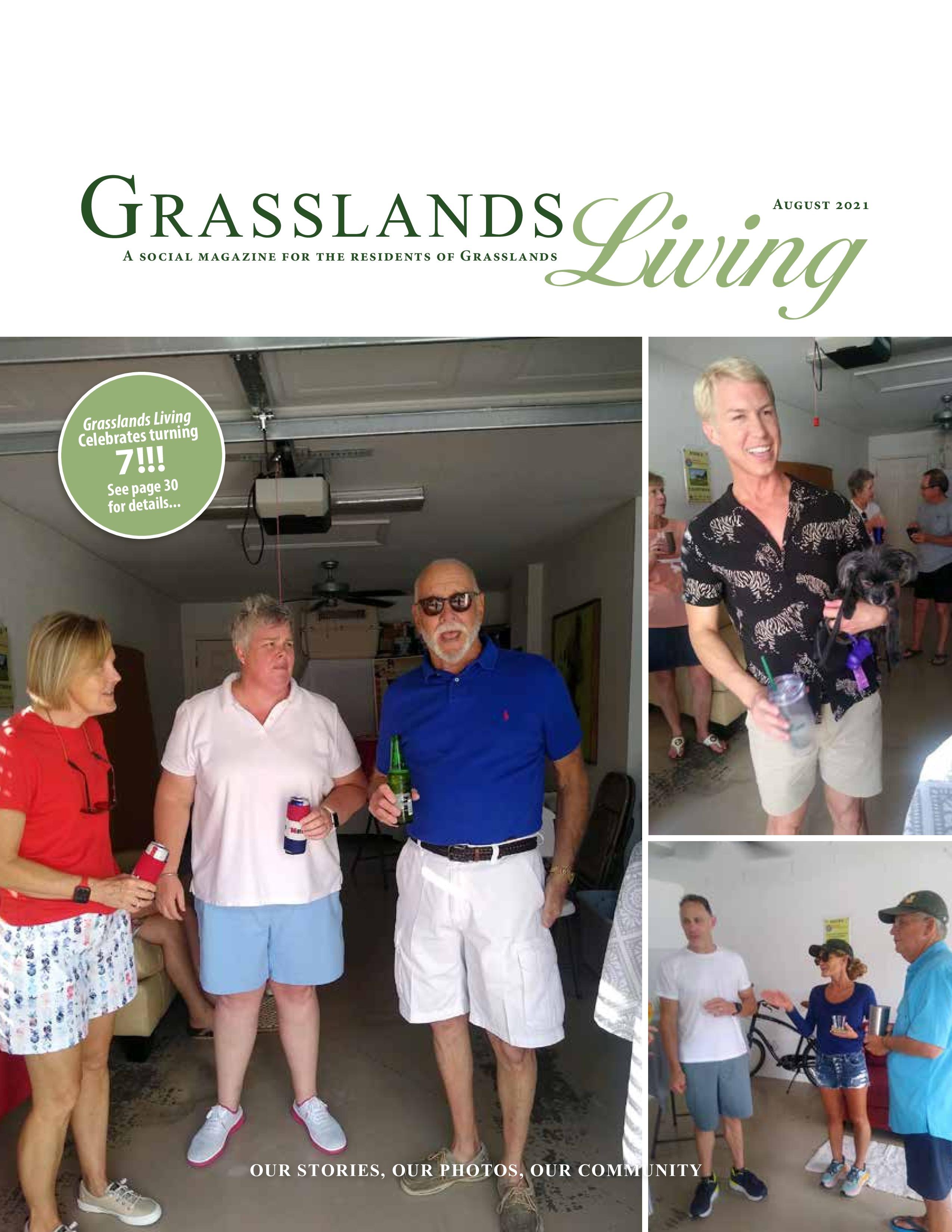 Grasslands Living 2021-08-01