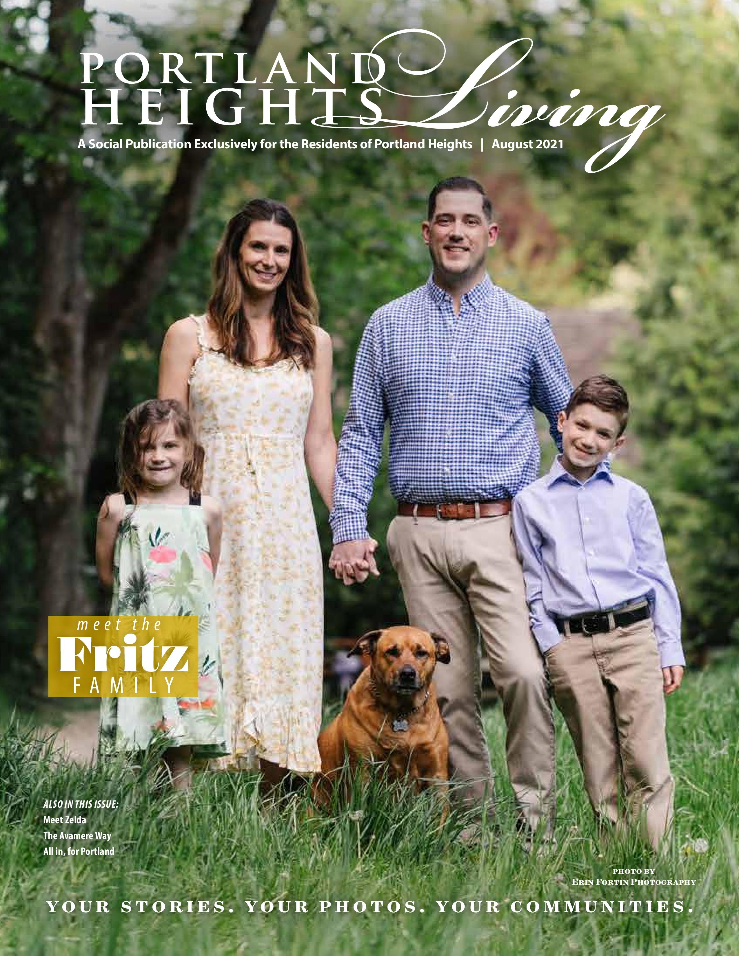 Portland Heights Living 2021-08-01