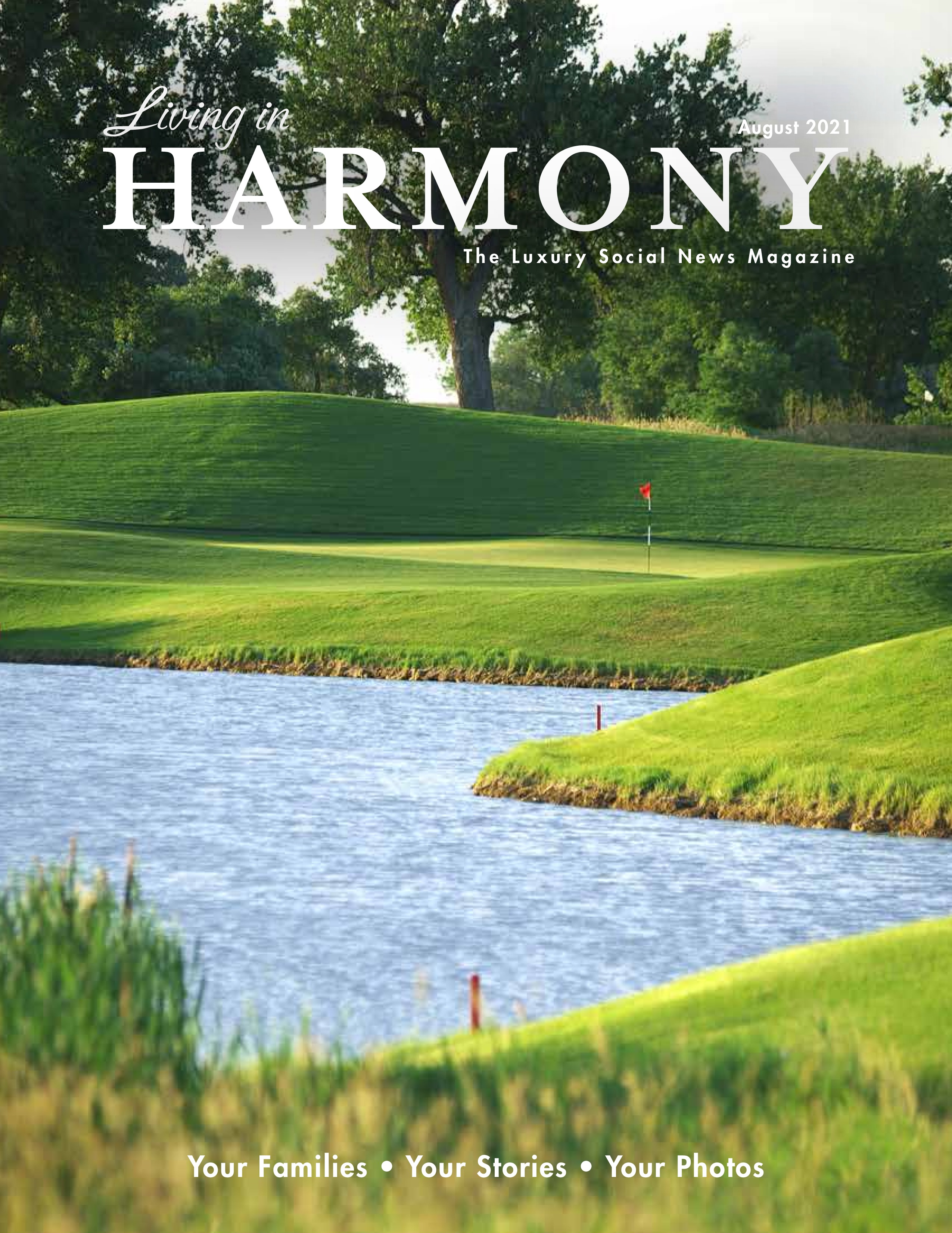 Living in Harmony 2021-08-01