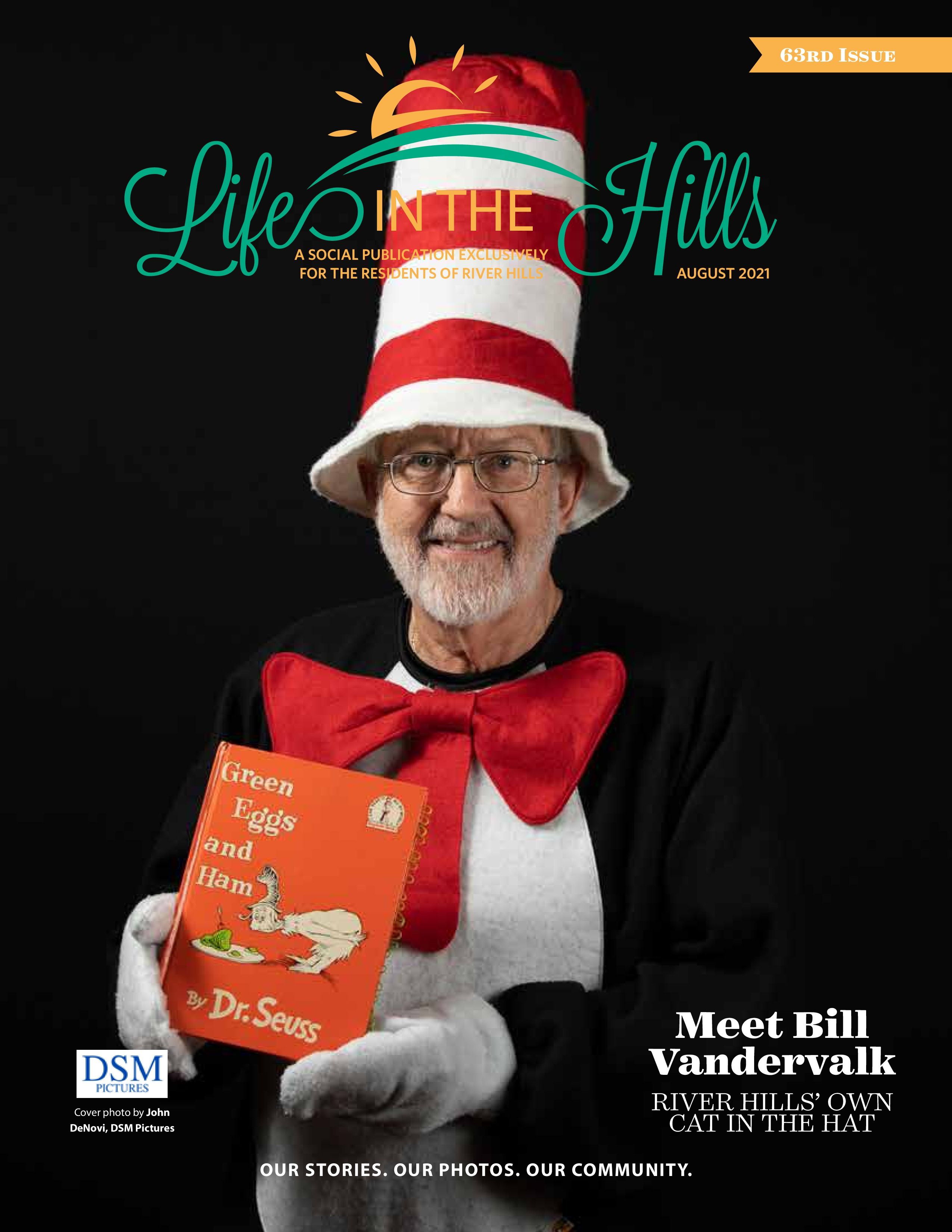 Life in the Hills 2021-08-01