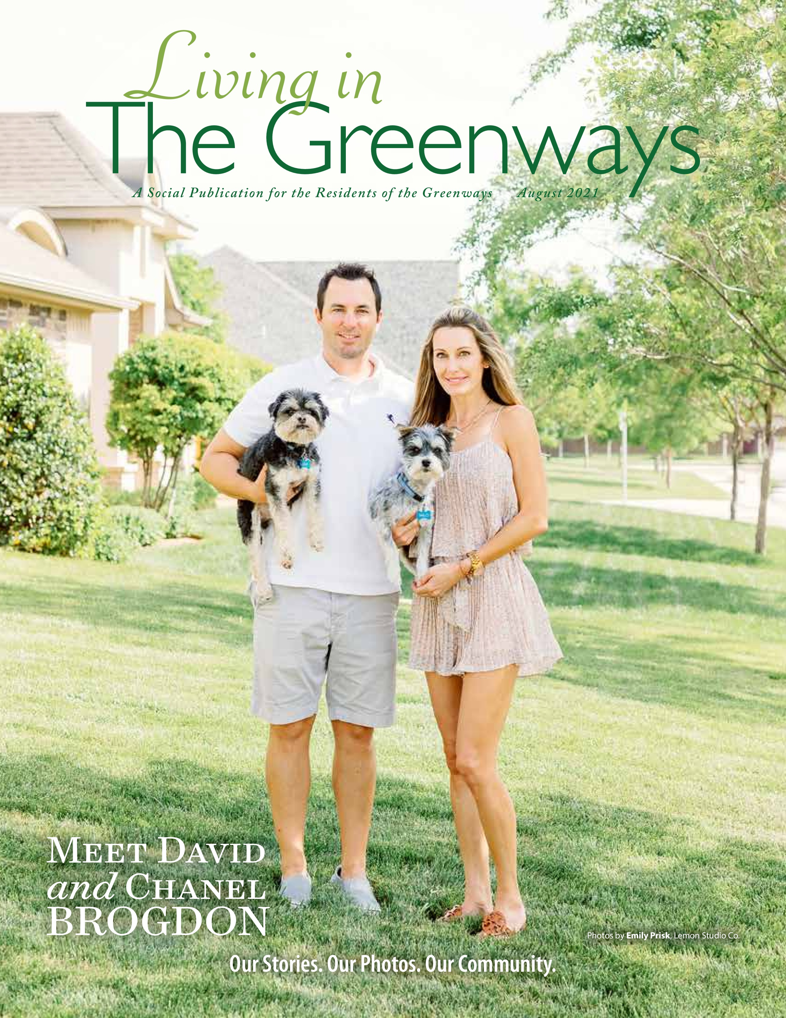 Living in The Greenways 2021-08-01