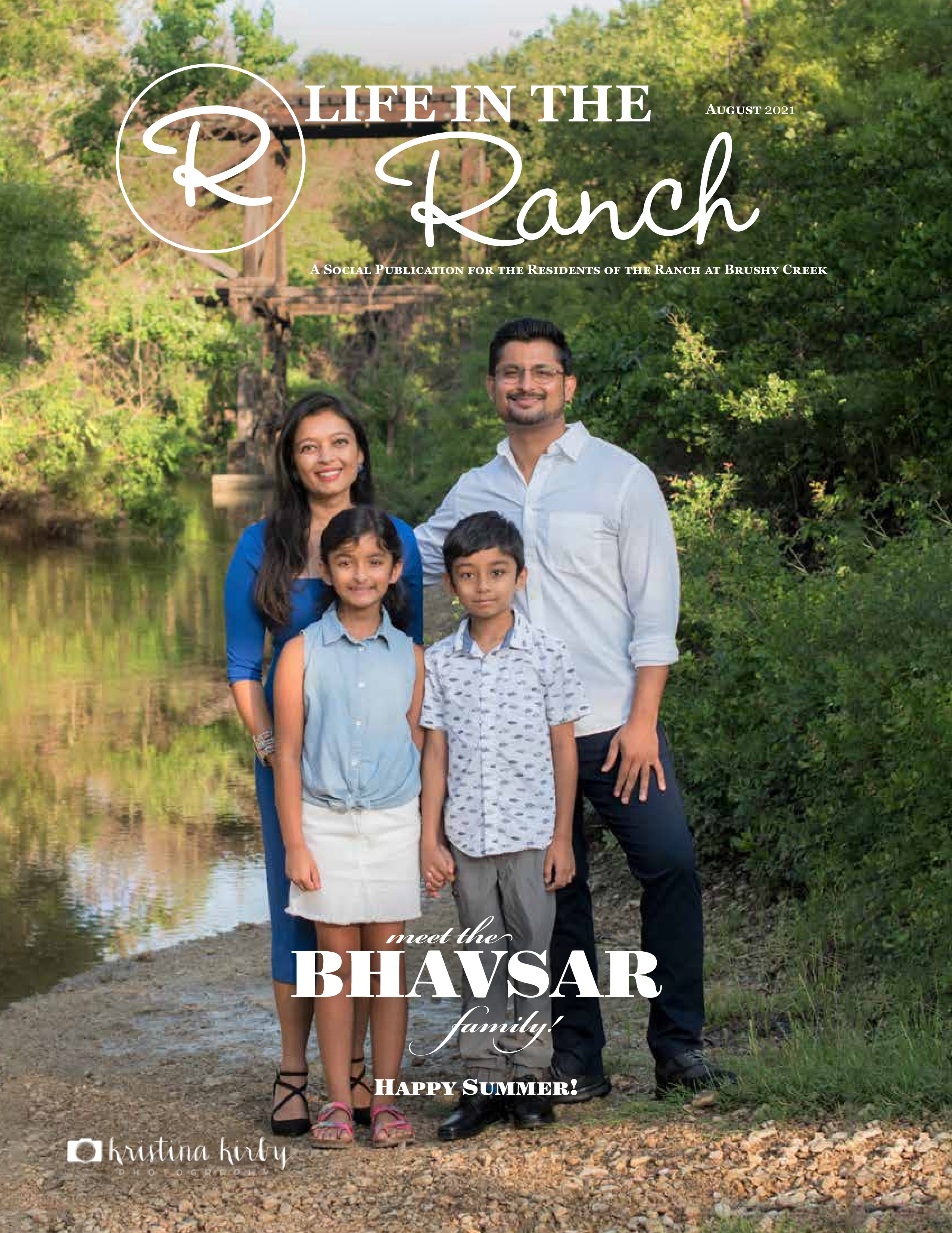 Life in the Ranch 2021-08-01