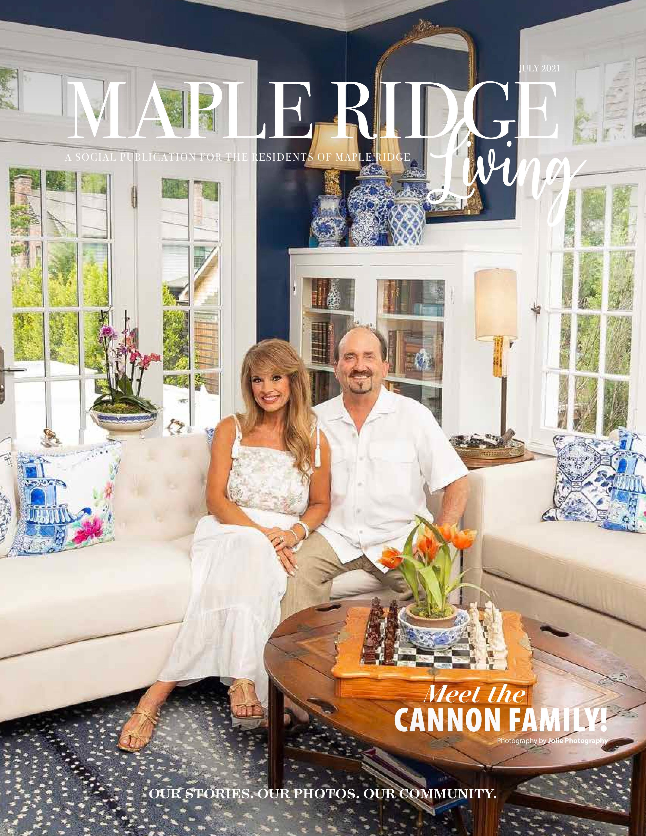 Maple Ridge 2021-07-01