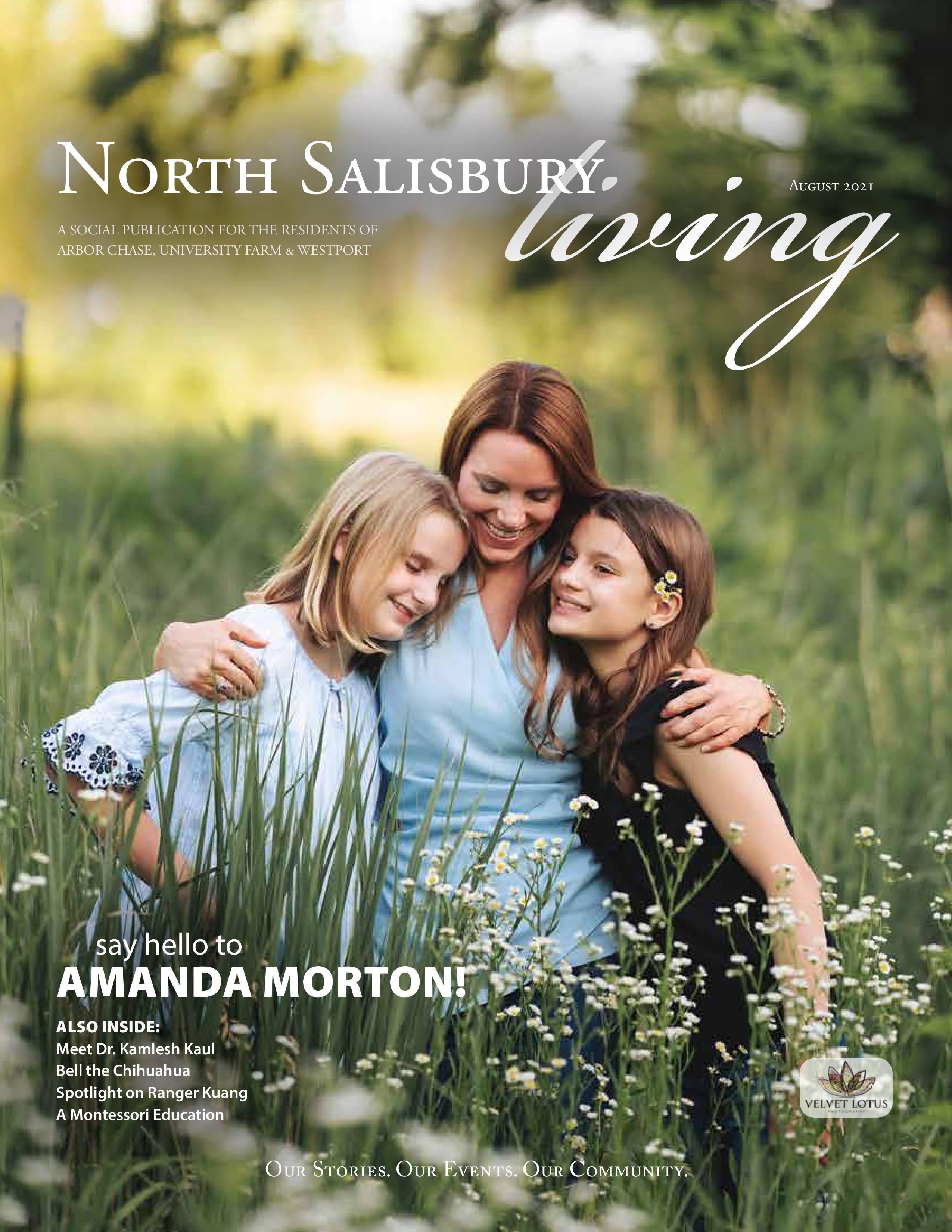 North Salisbury Living 2021-08-01