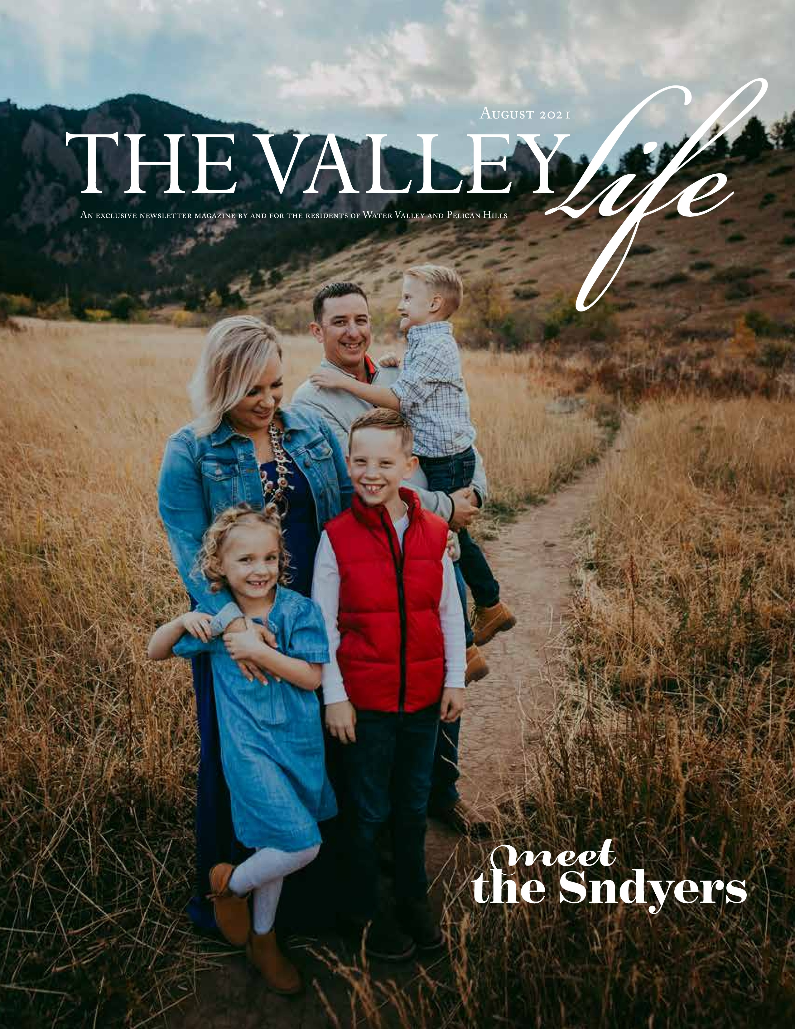The Valley Life 2021-08-01