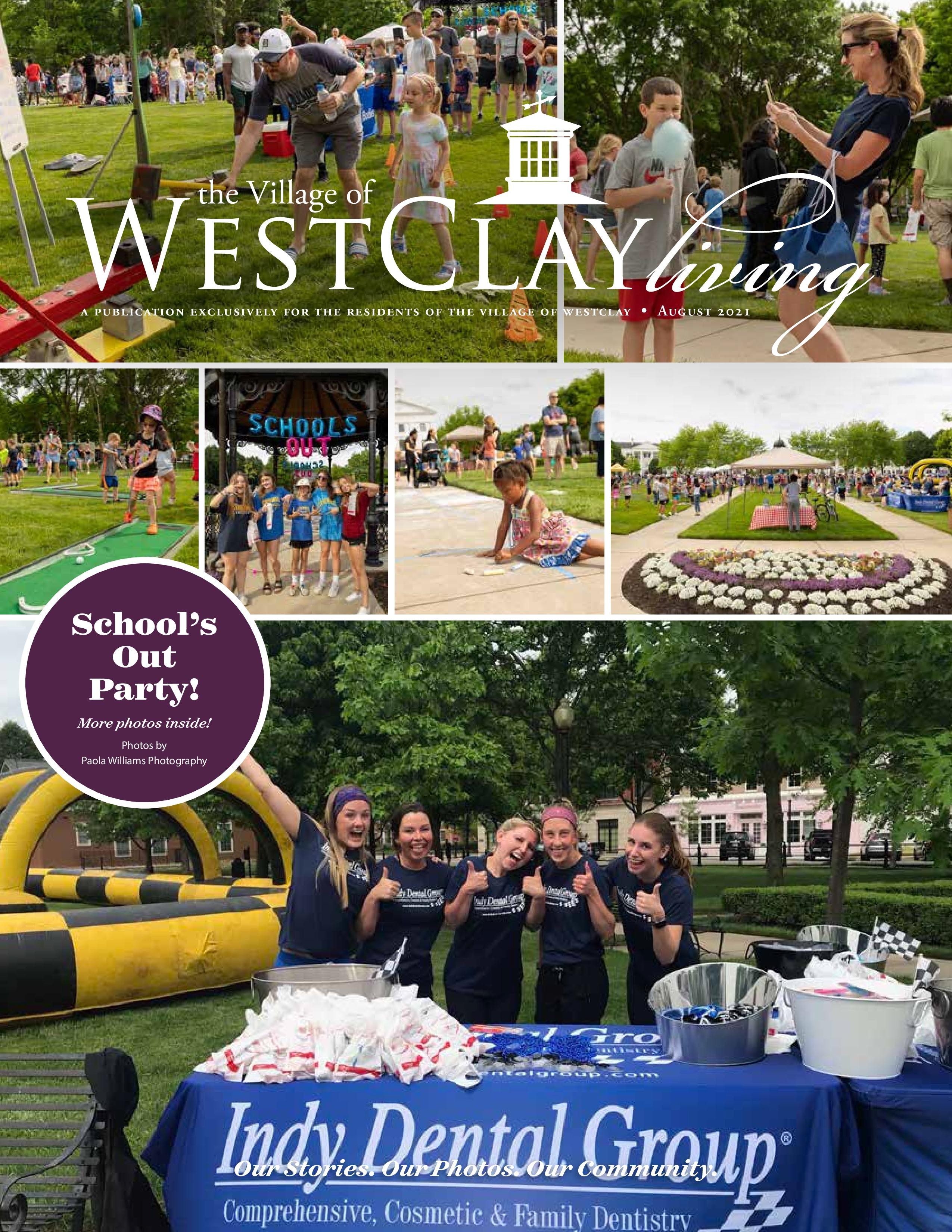 The Village of WestClay Living 2021-08-01